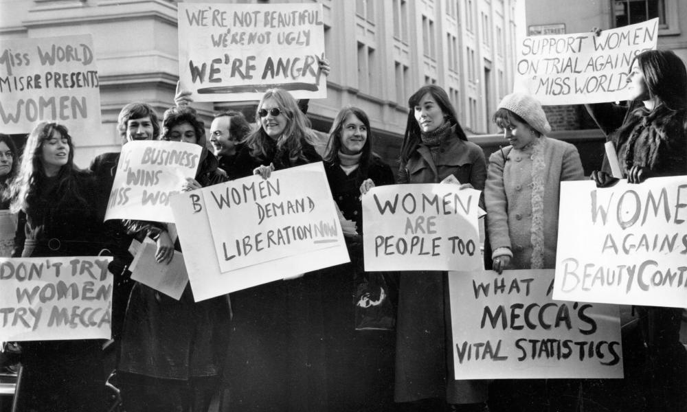 In 1970, driven by chaos and energy, we felt like pioneers in female protest