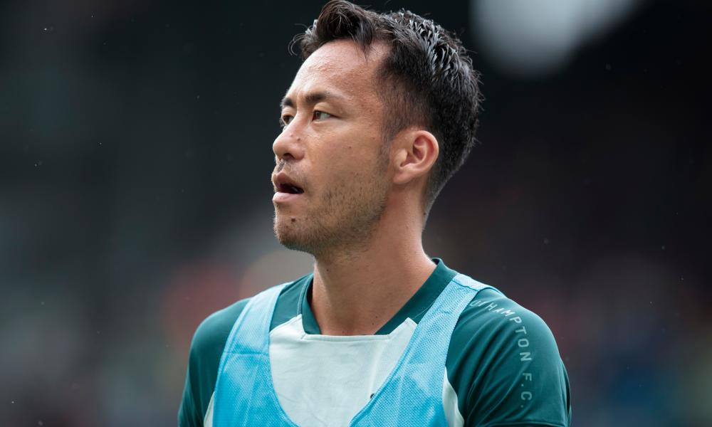 Maya Yoshida could return for Southampton's clash with Liverpool.