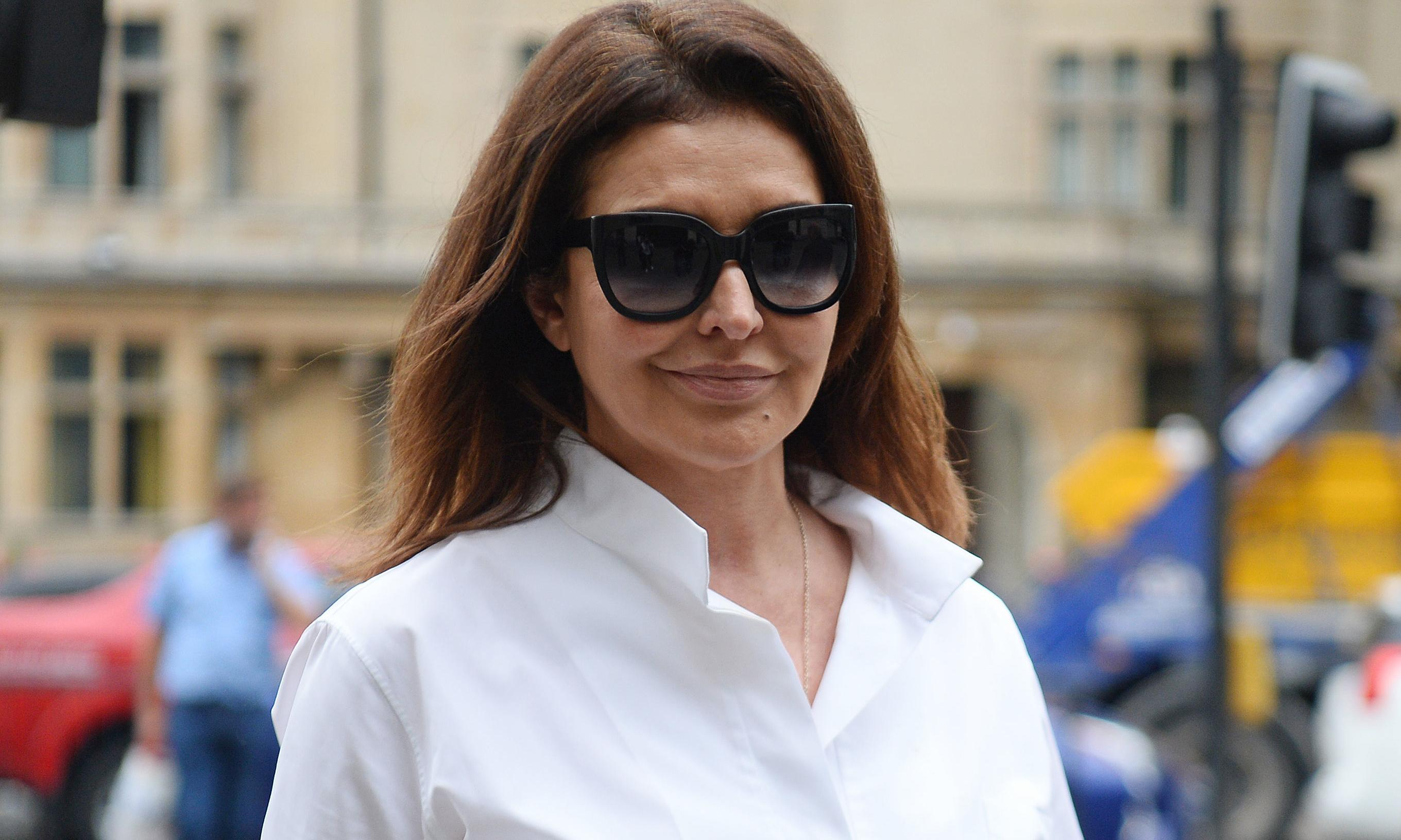 Woman who spent £16m in Harrods says court order is 'intrusive'