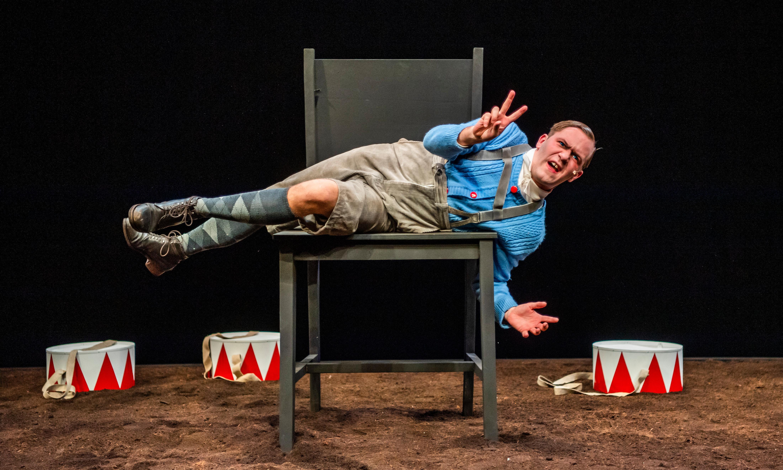The Tin Drum review – Günter Grass's spectacular study of German trauma