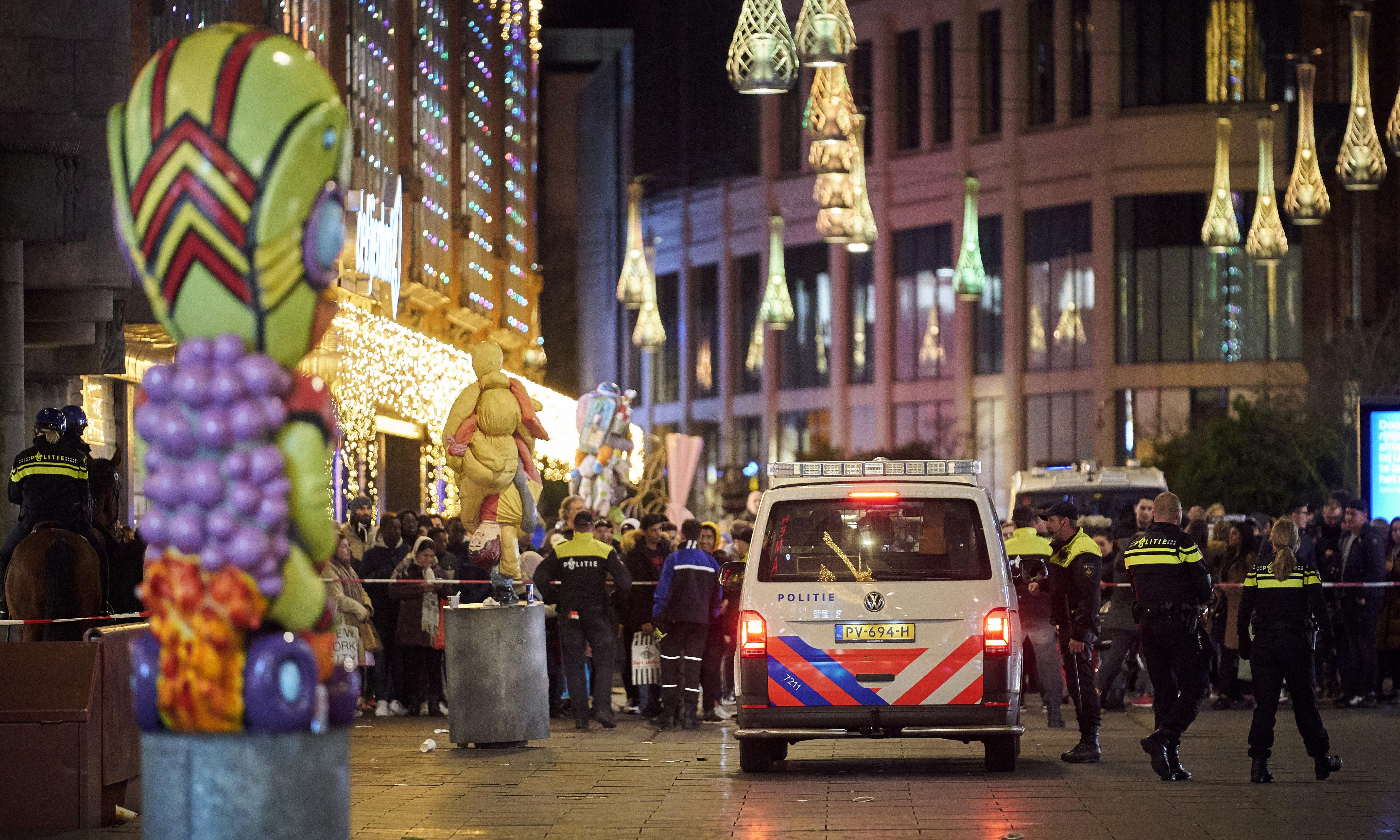 Three youths wounded in stabbing incident in The Hague
