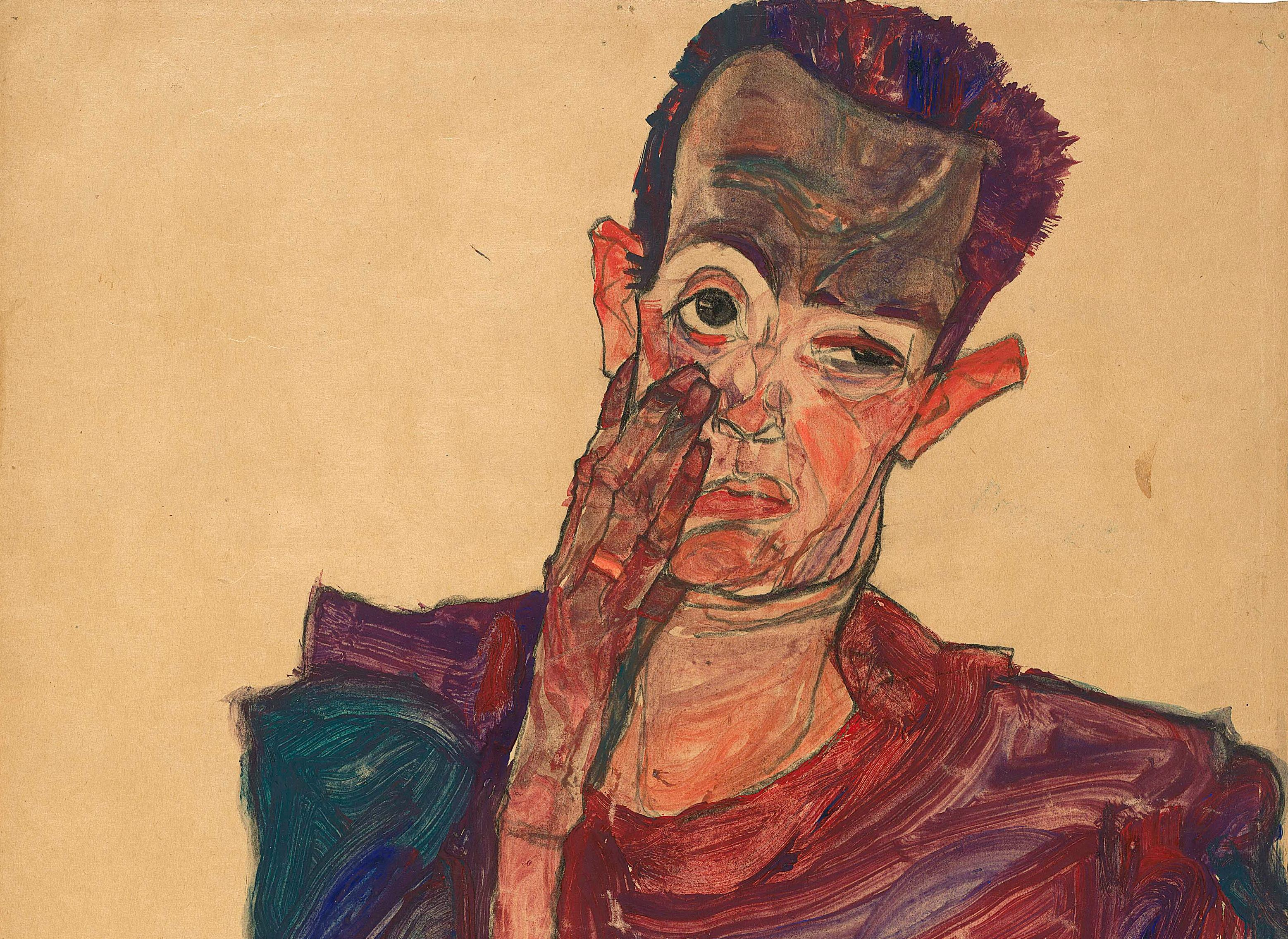 Klimt / Schiele review – their obsessions were mutual