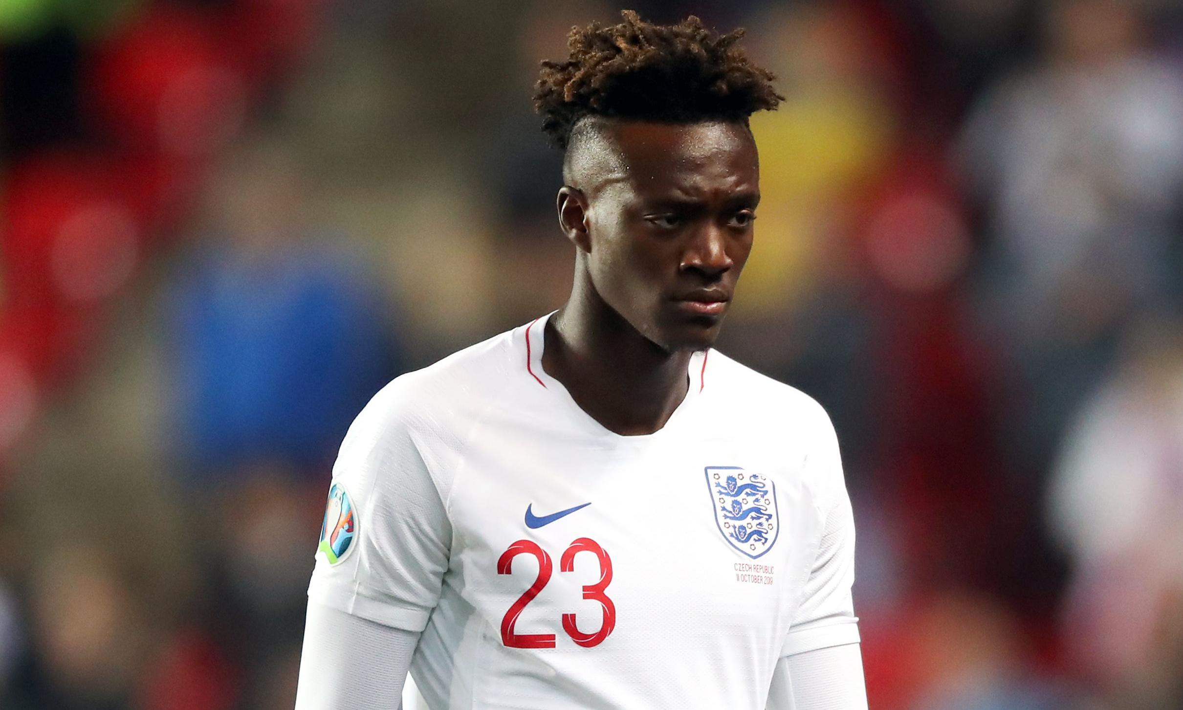 If England walk off the pitch because of abuse, racism wins