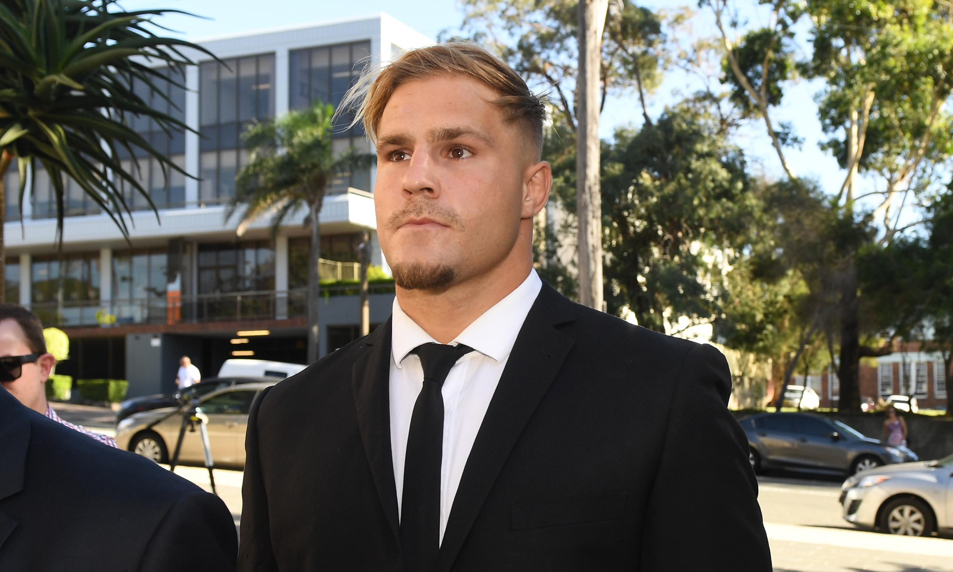 Jack de Belin loses federal court bid to be reinstated by NRL