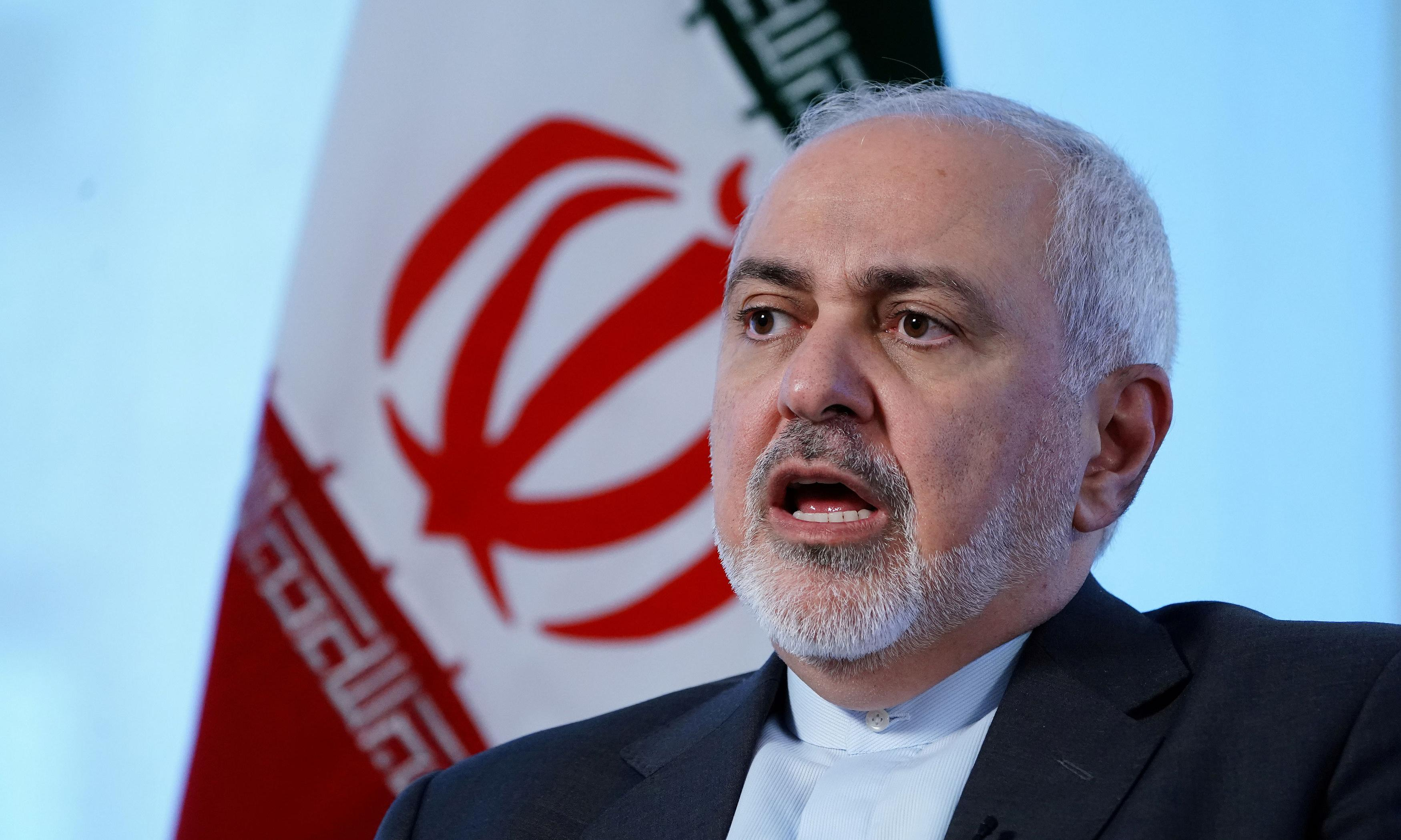 Iran says it will never build a nuclear weapon