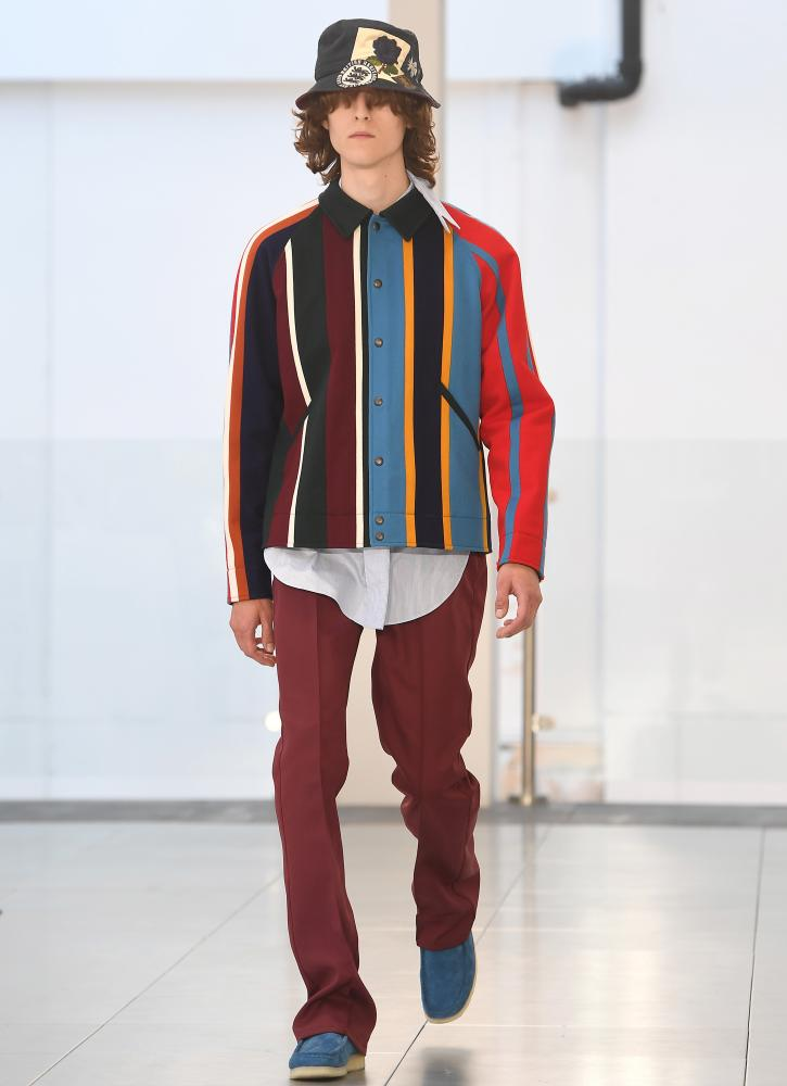 2019 Kent & Curwen capsule collection at London Fashion Week Men's 2018