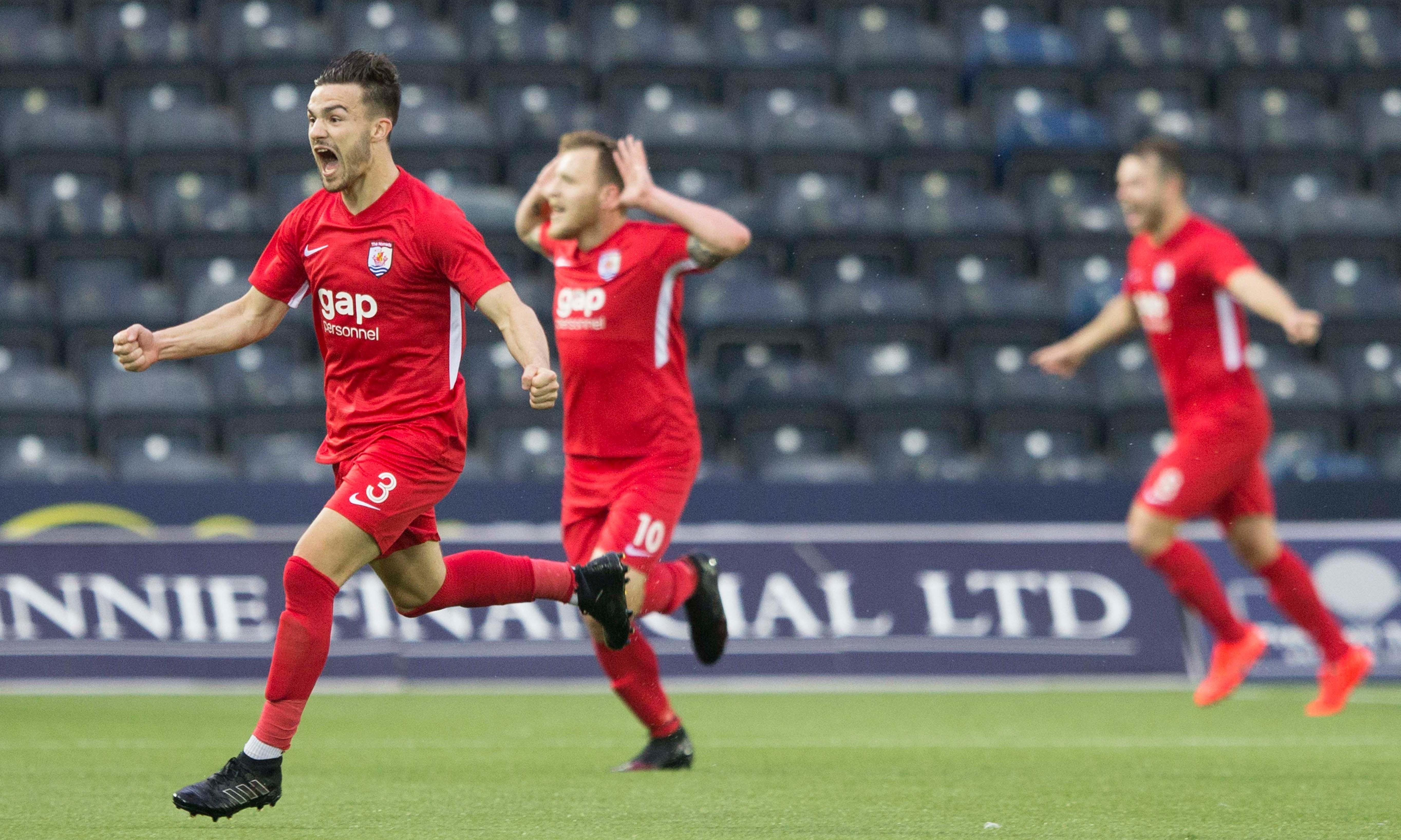 Kilmarnock dumped out of Europa League by Connah's Quay Nomads