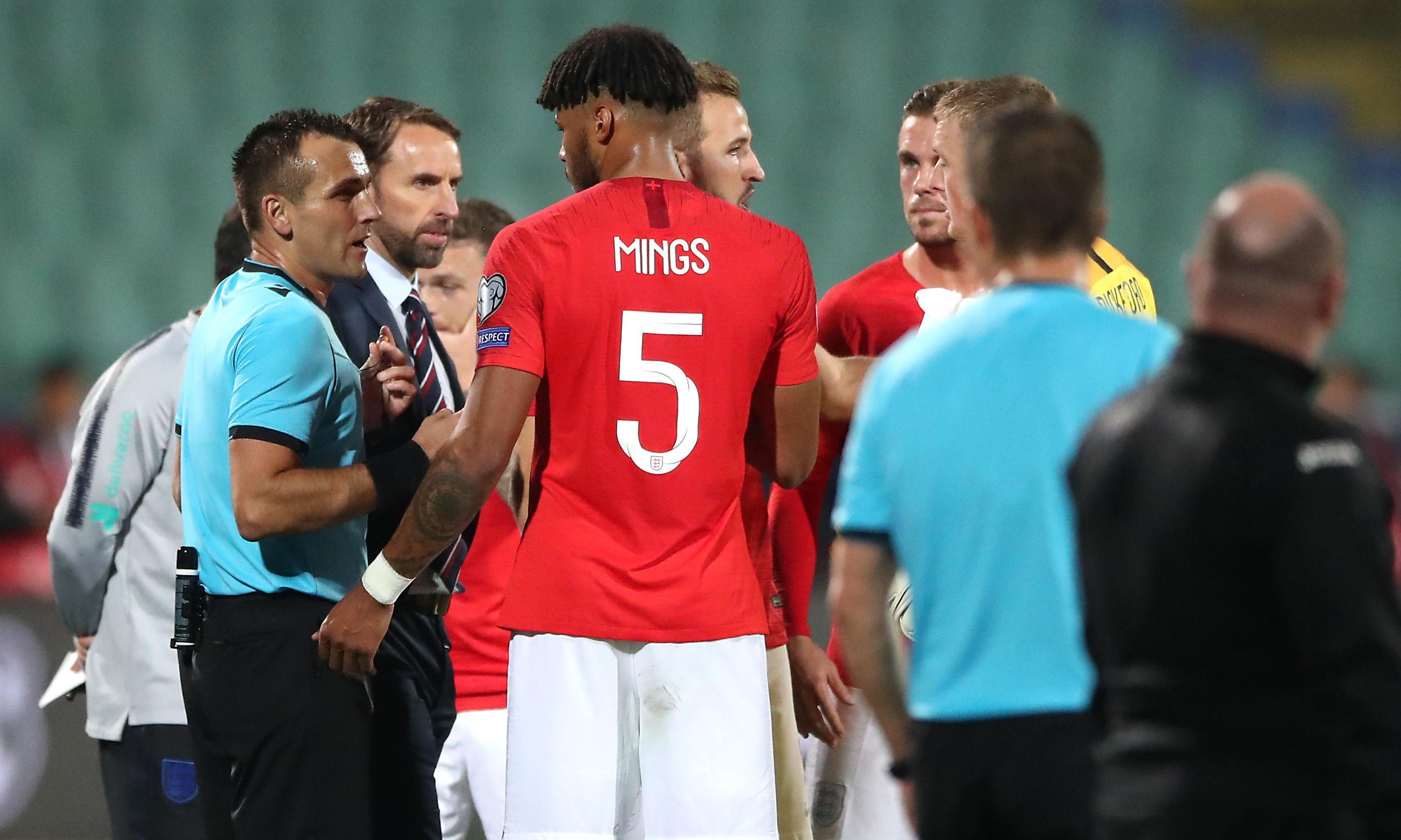 England's Tyrone Mings stands tall with composure off and on the pitch