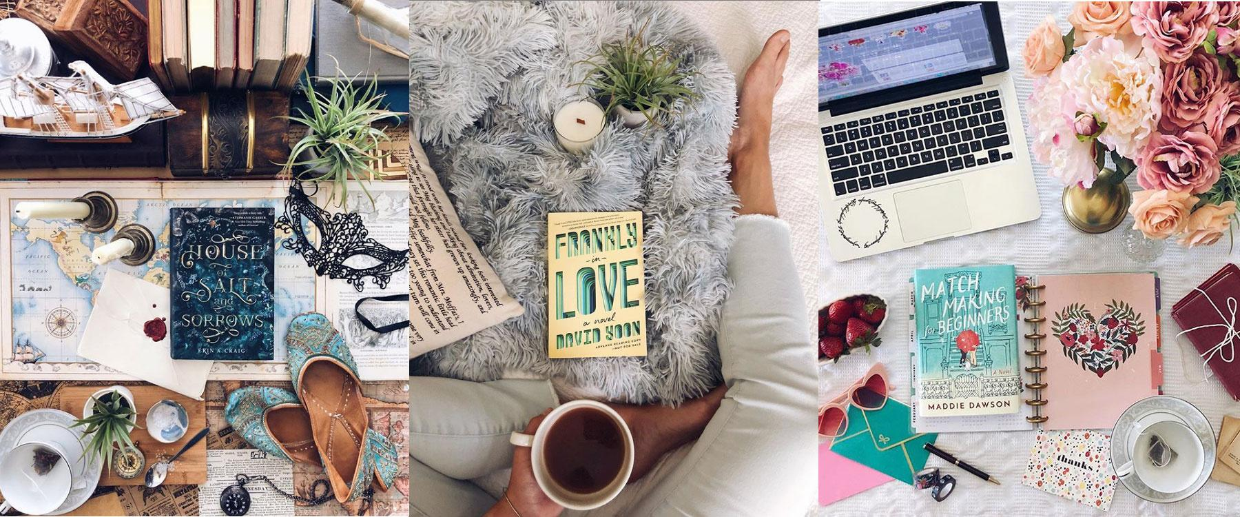 Why Instagram's biggest book accounts aren't your usual influencers