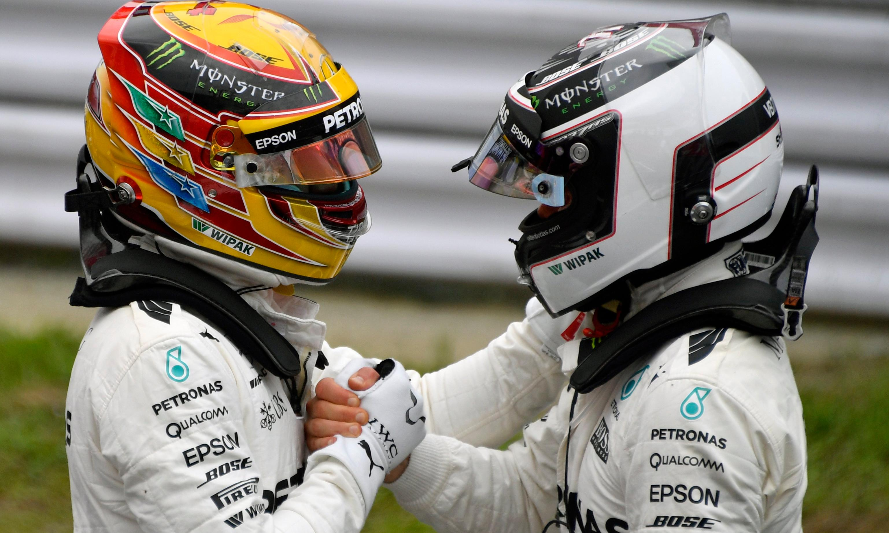 Mercedes' F1 achievements are every bit as remarkable as Lewis Hamilton's