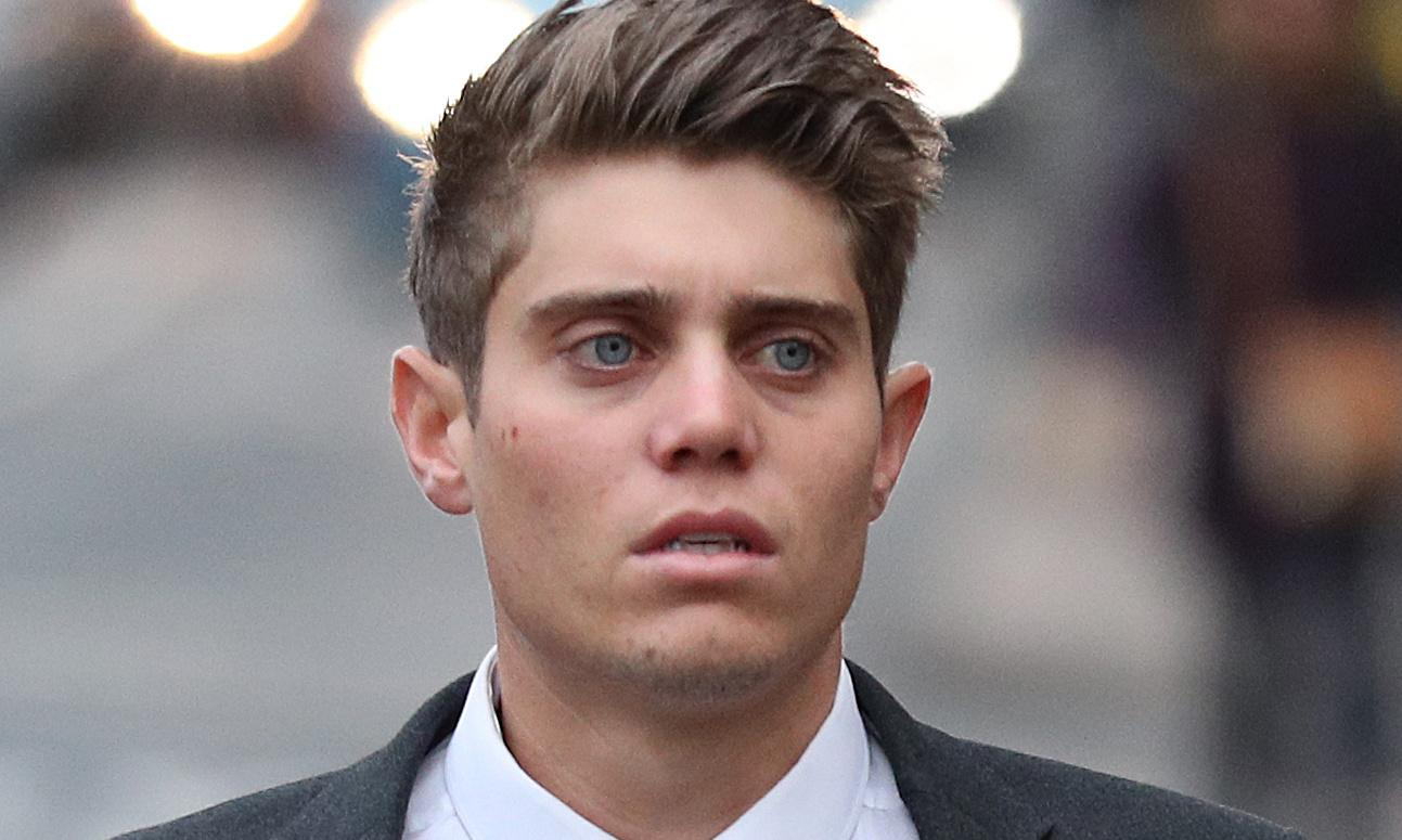 Cricketer guilty of raping sleeping woman