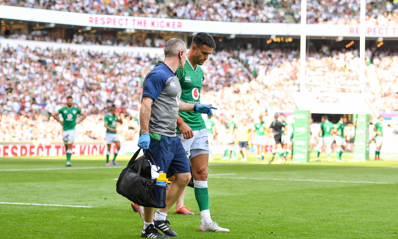 Battered Ireland leave Twickenham nursing World Cup injury headaches