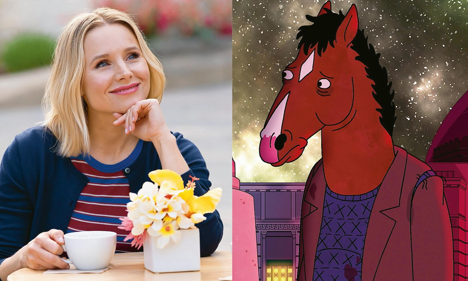 How BoJack Horseman and The Good Place changed comedy forever