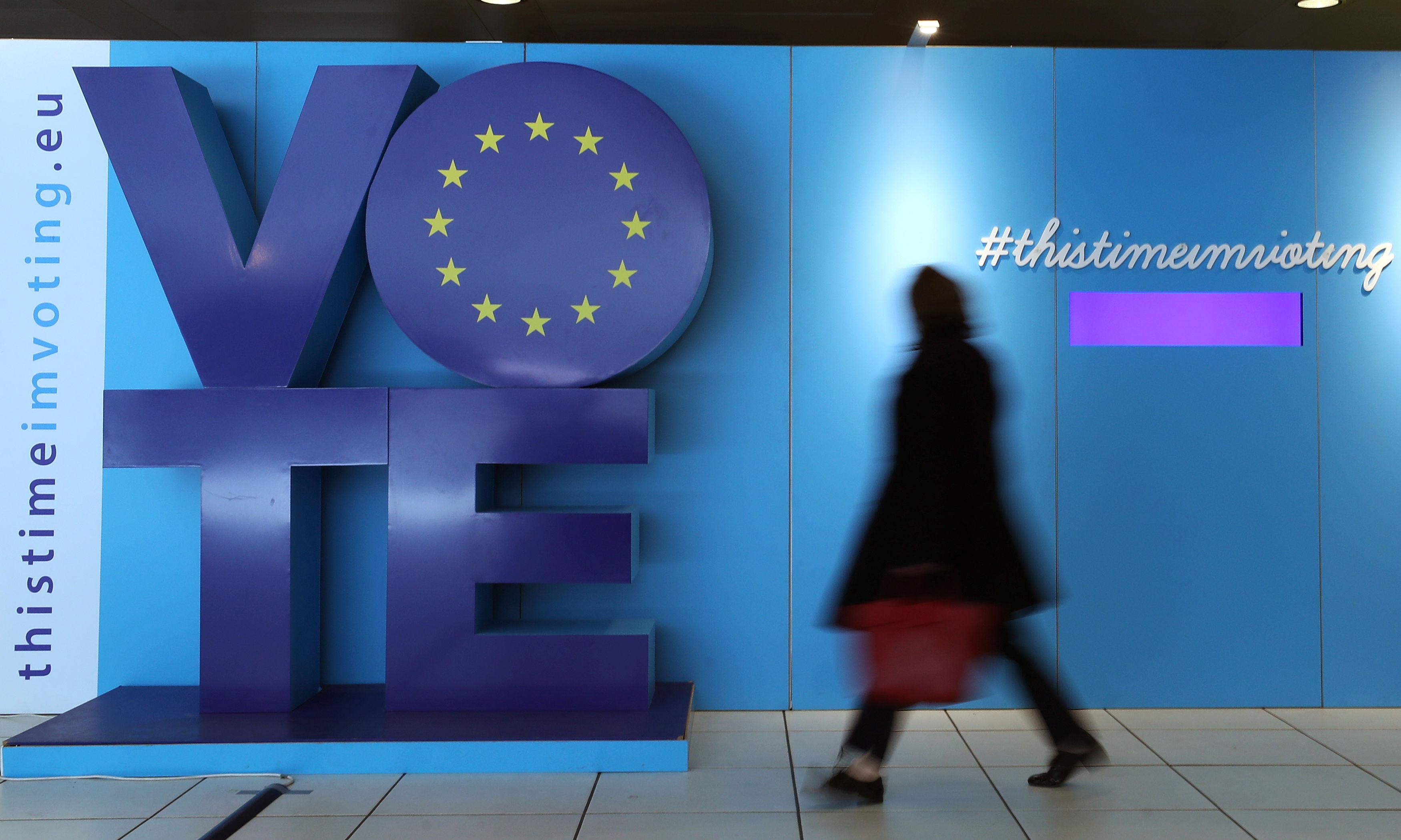 Choose your future: EU tries to raise turnout with viral campaign