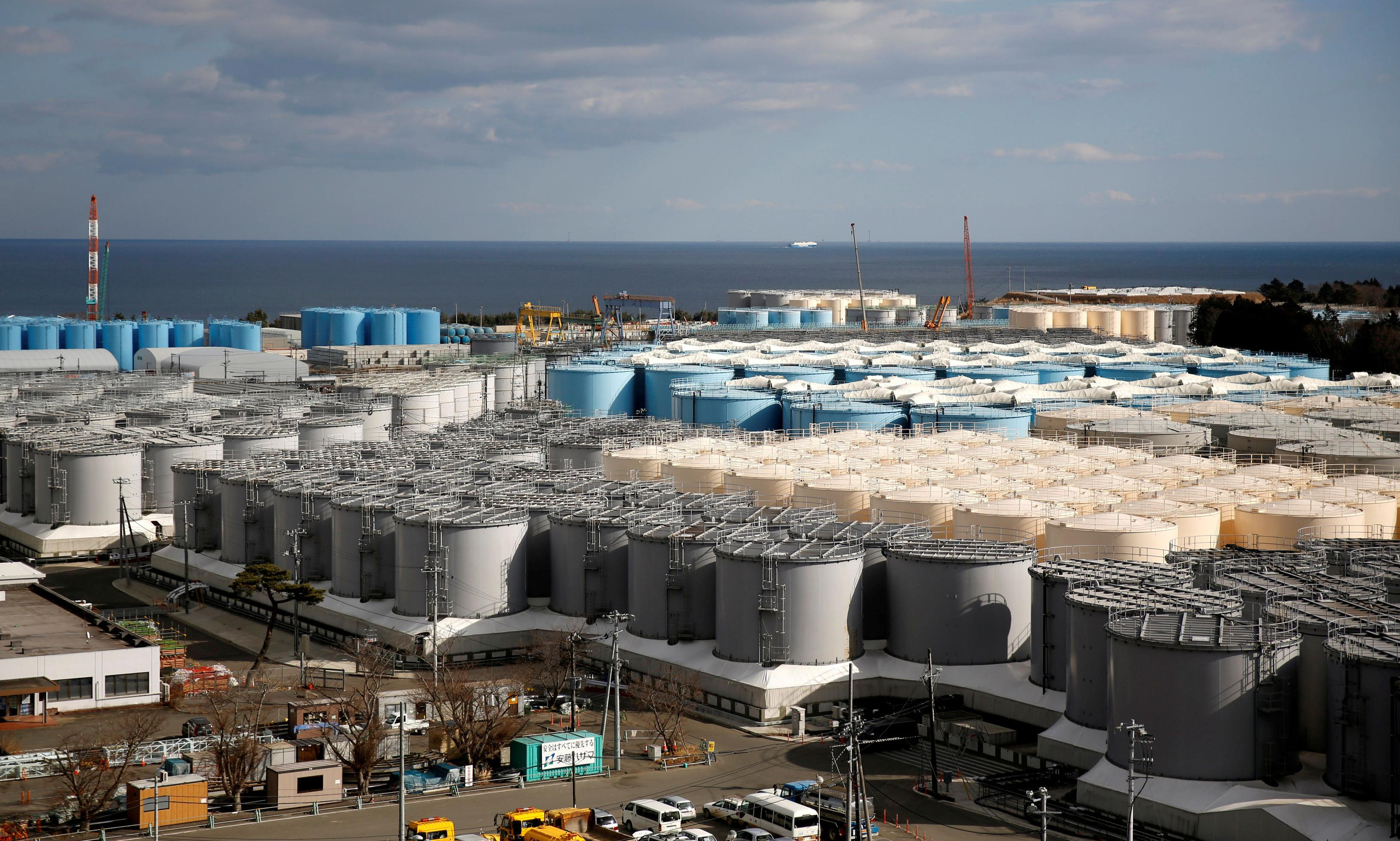 Fukushima: Japan will have to dump radioactive water into Pacific, minister says