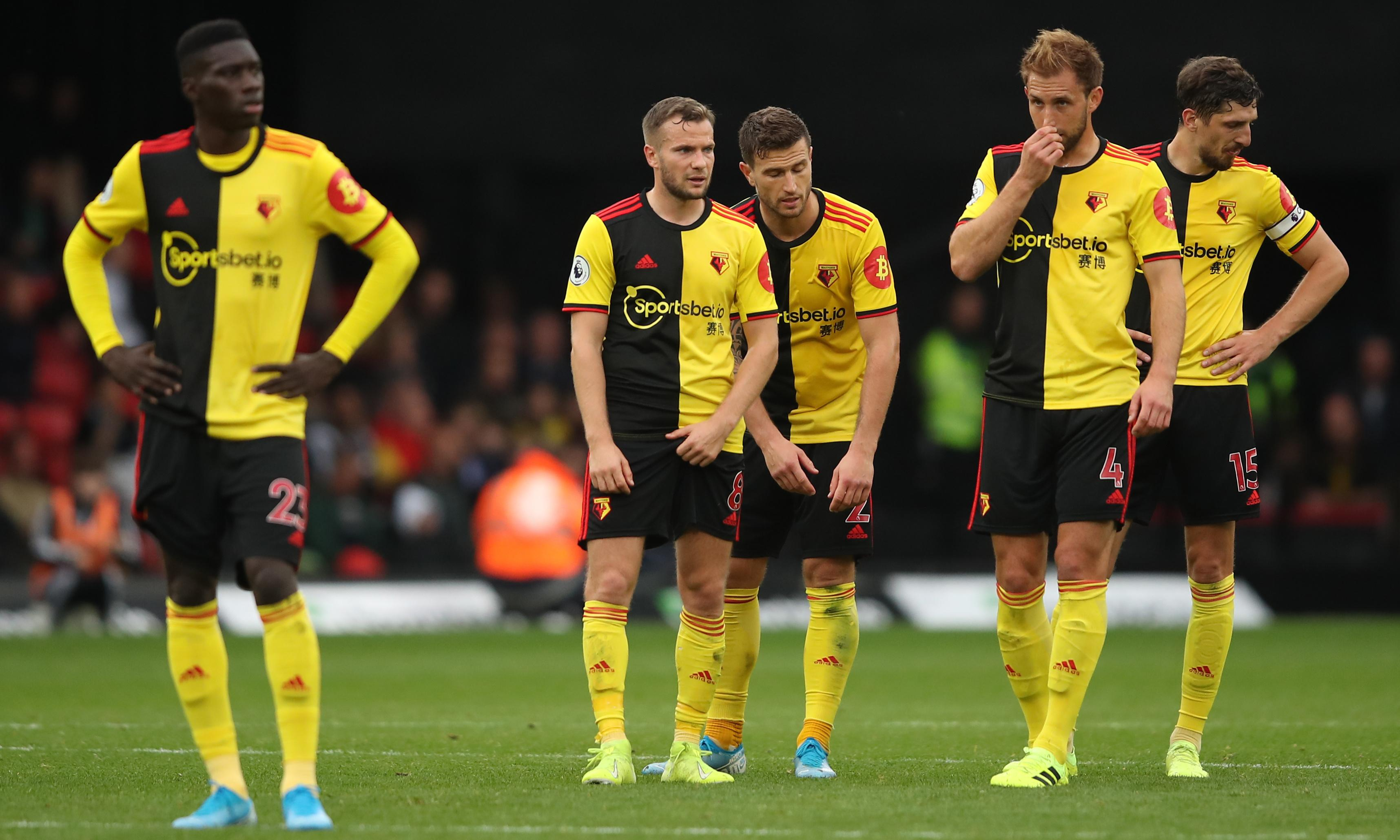 Watford have not won a league game this season, but all is not lost
