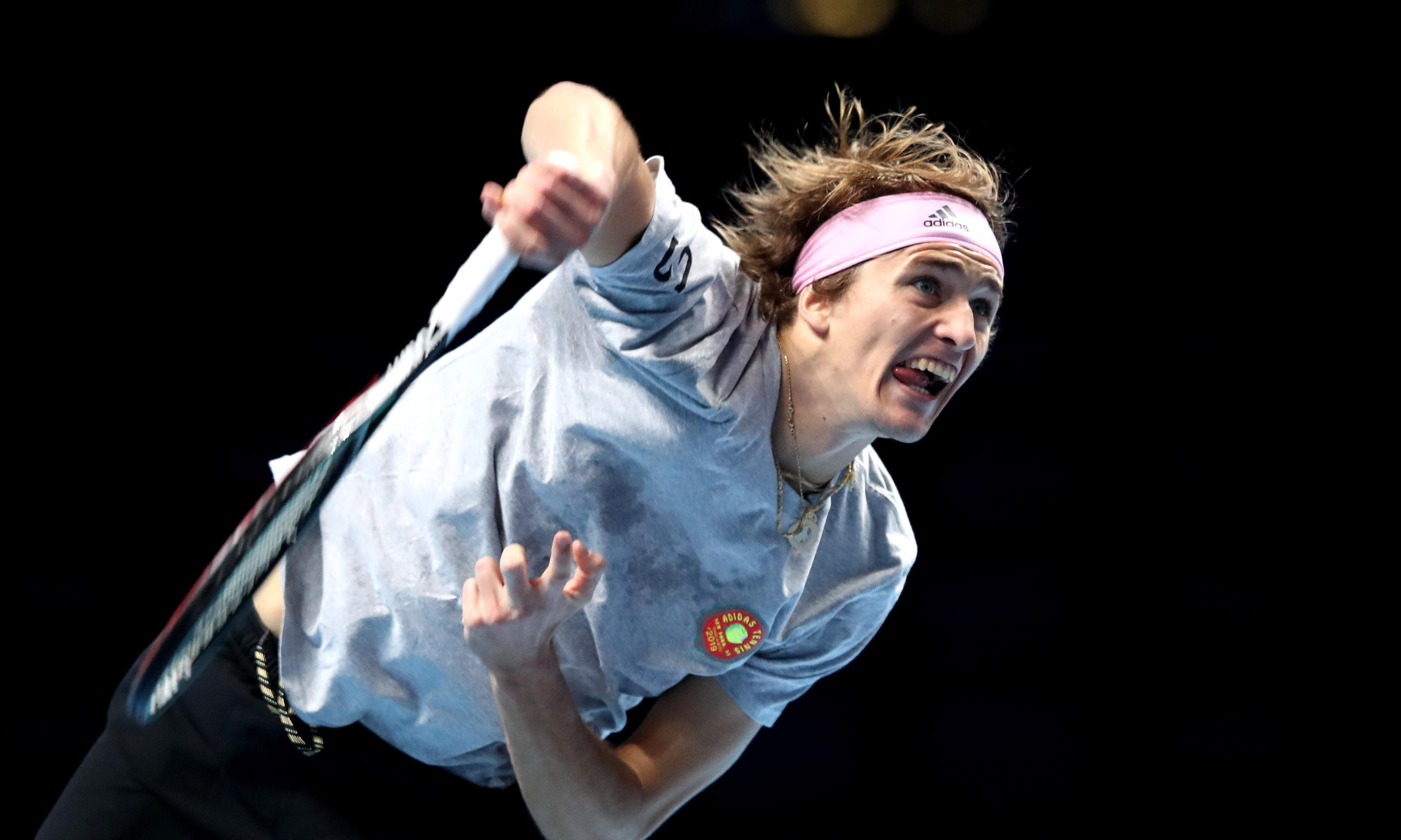 Alexander Zverev makes it sixth time lucky against Rafael Nadal at ATP Finals