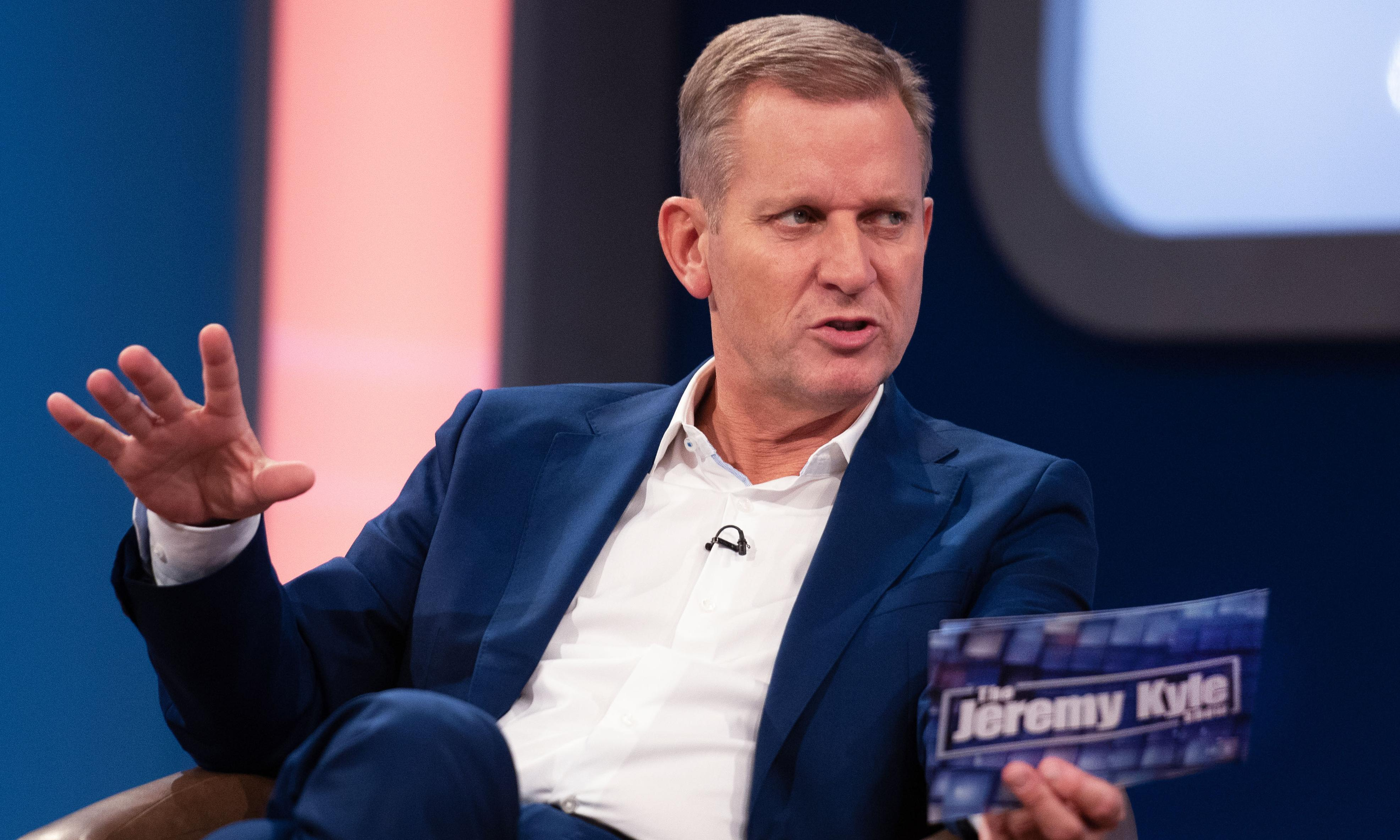 Treatment of Jeremy Kyle Show guests likened to 'Roman Colosseum'