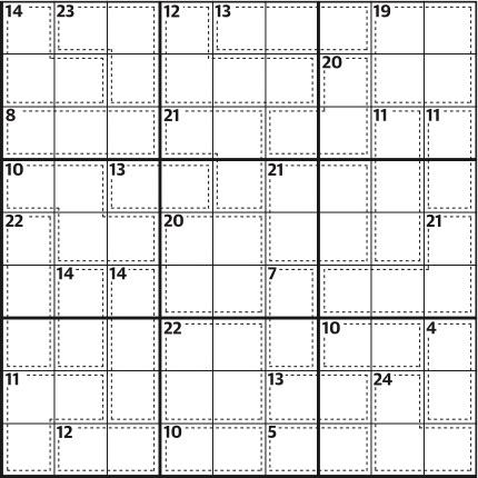 Sudoku killer 676
