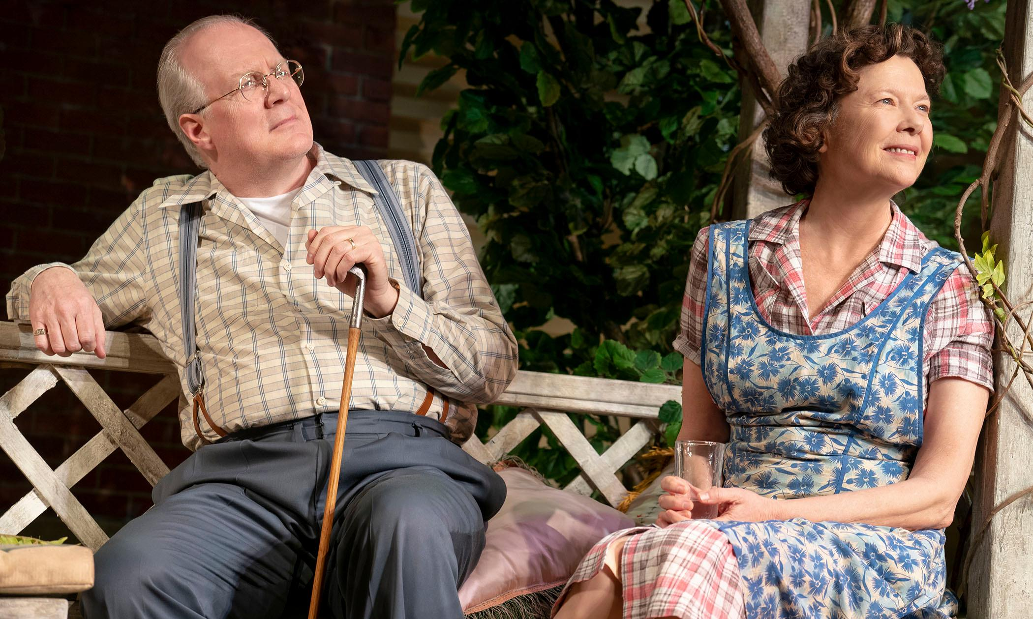 All My Sons review – Annette Bening and Tracy Letts power sturdy revival