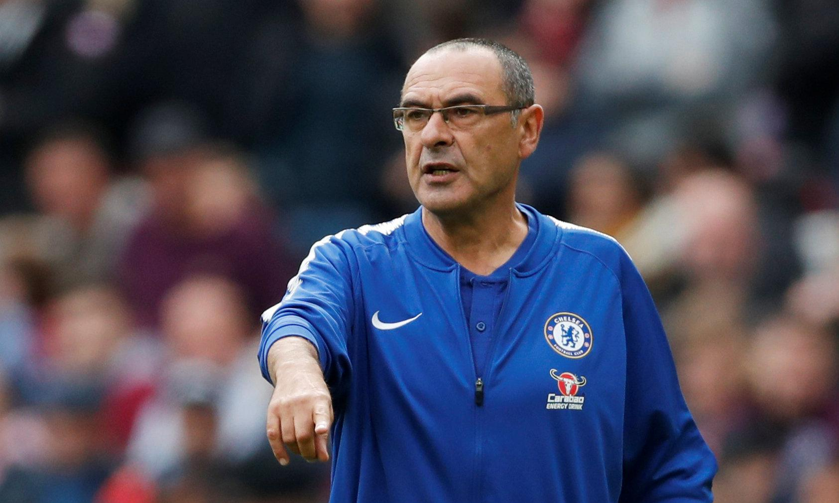 Chelsea not at same level as Liverpool, says Maurizio Sarri
