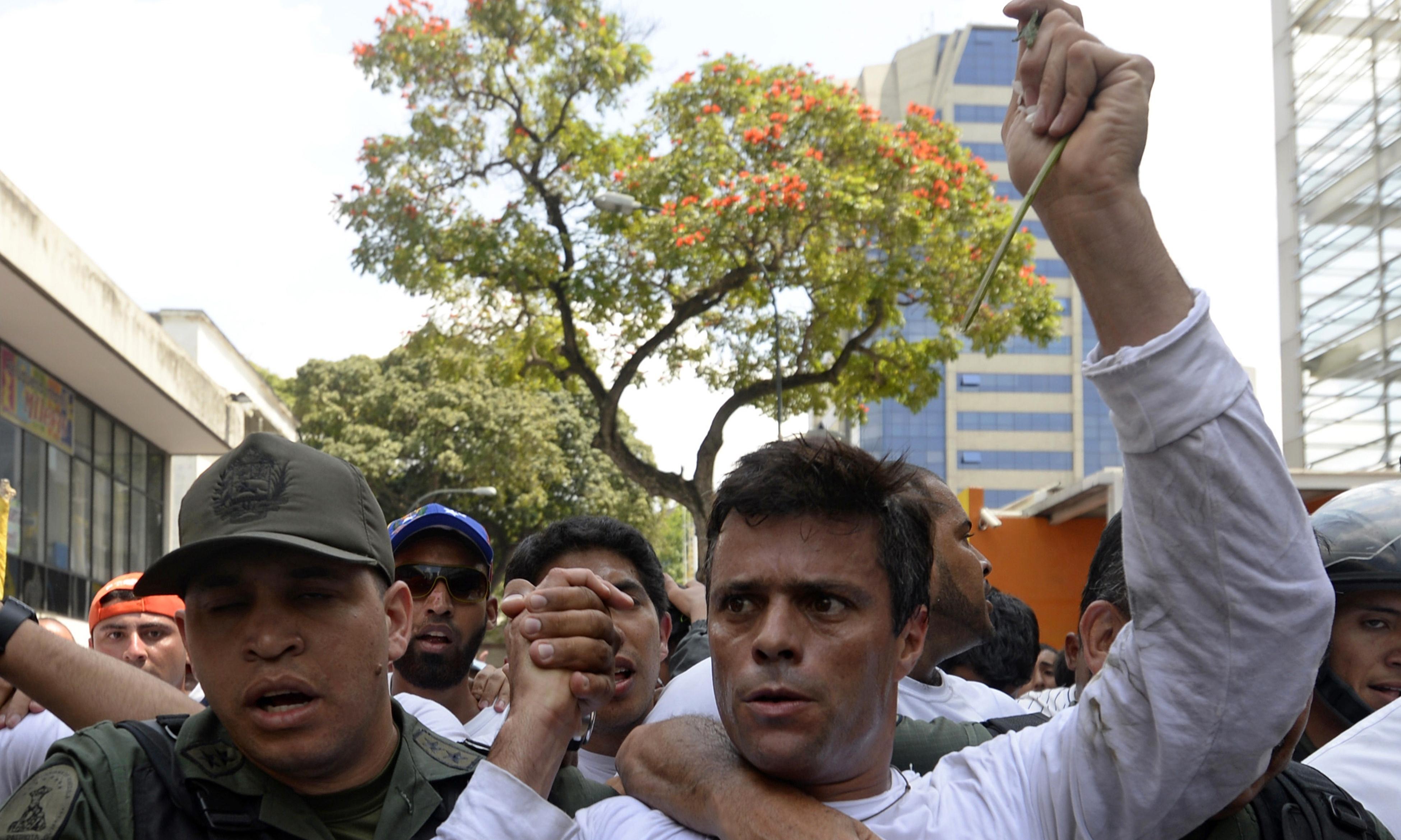 Leopoldo López: scion of Venezuelan elite dedicated to burying Chavismo