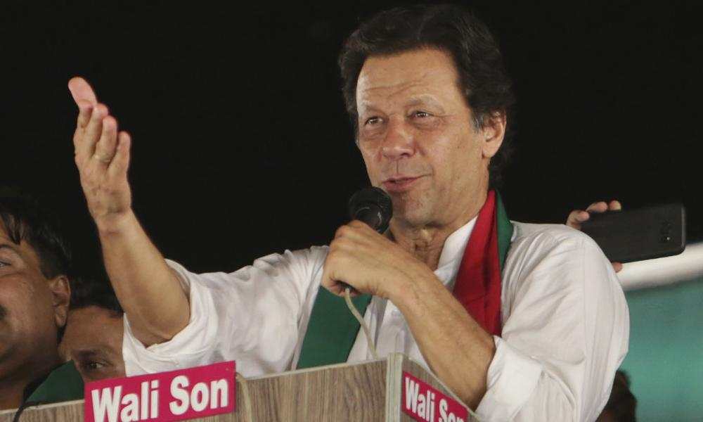 Imran Khan, head of Pakistan Tehreek-e-Insaf party could become the next prime minister of Pakistan.