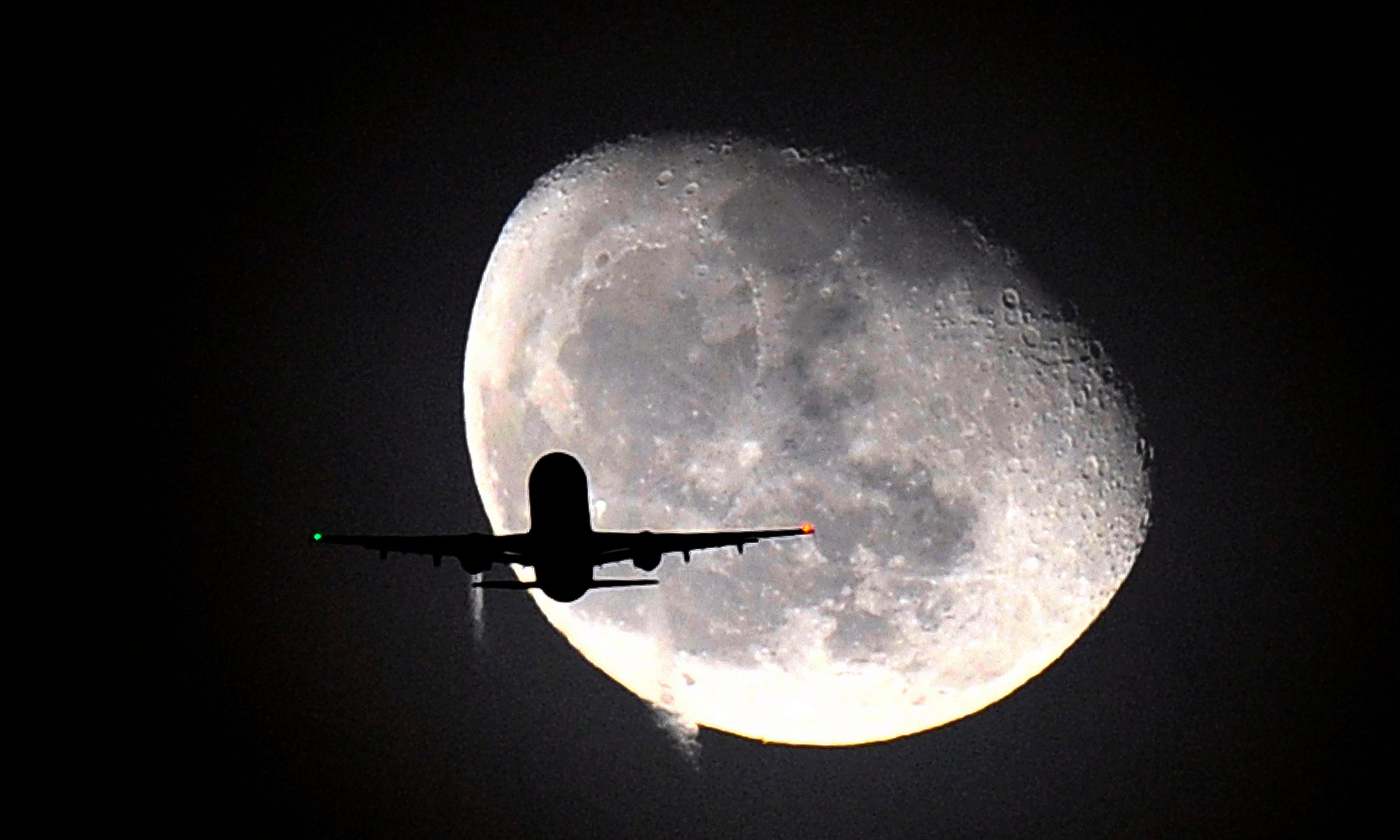 Starwatch: the moon puts on a show in the hours before dawn
