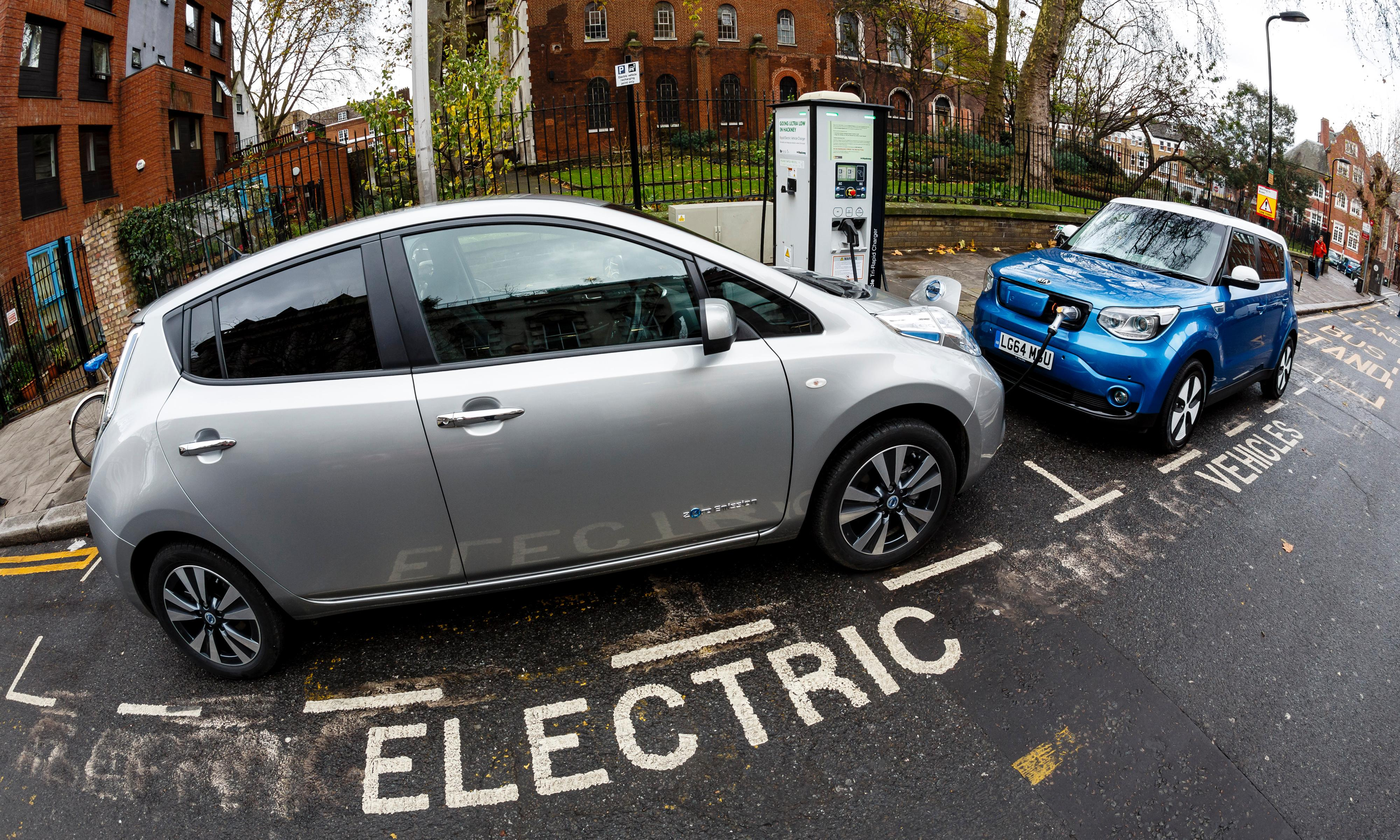 Electric cars: you can now find used deals for less than £7,000