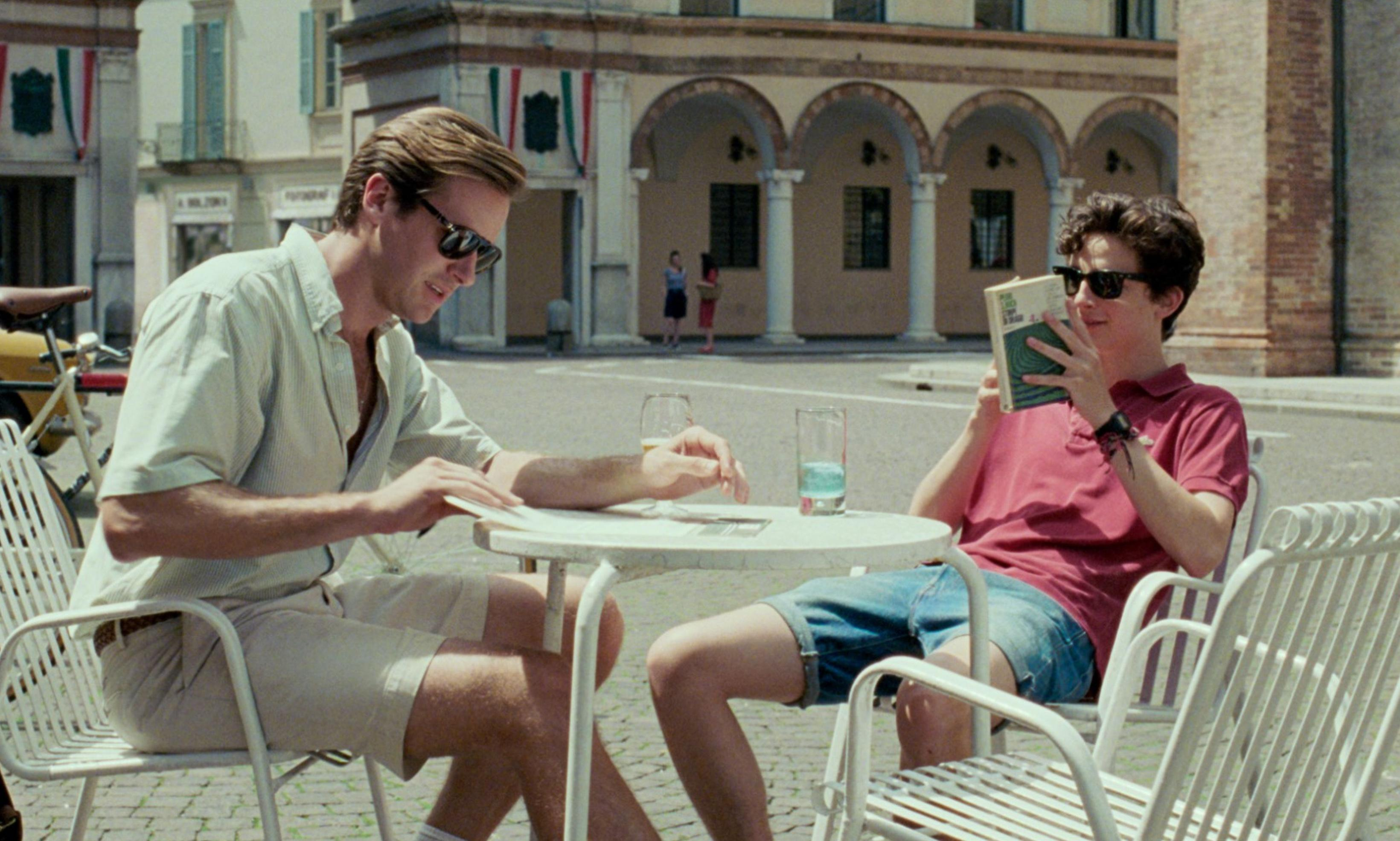 Call Me By Your Name's Luca Guadagnino on cinema's love affair with fashion