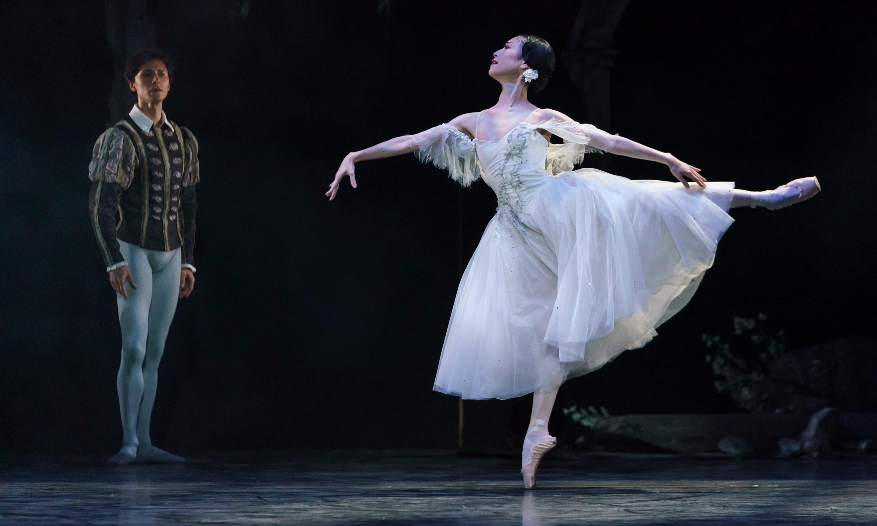 Birmingham Royal Ballet: Giselle review – gentle touch ignites passion