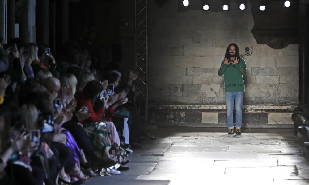 Alessandro Michele, Gucci's creative director
