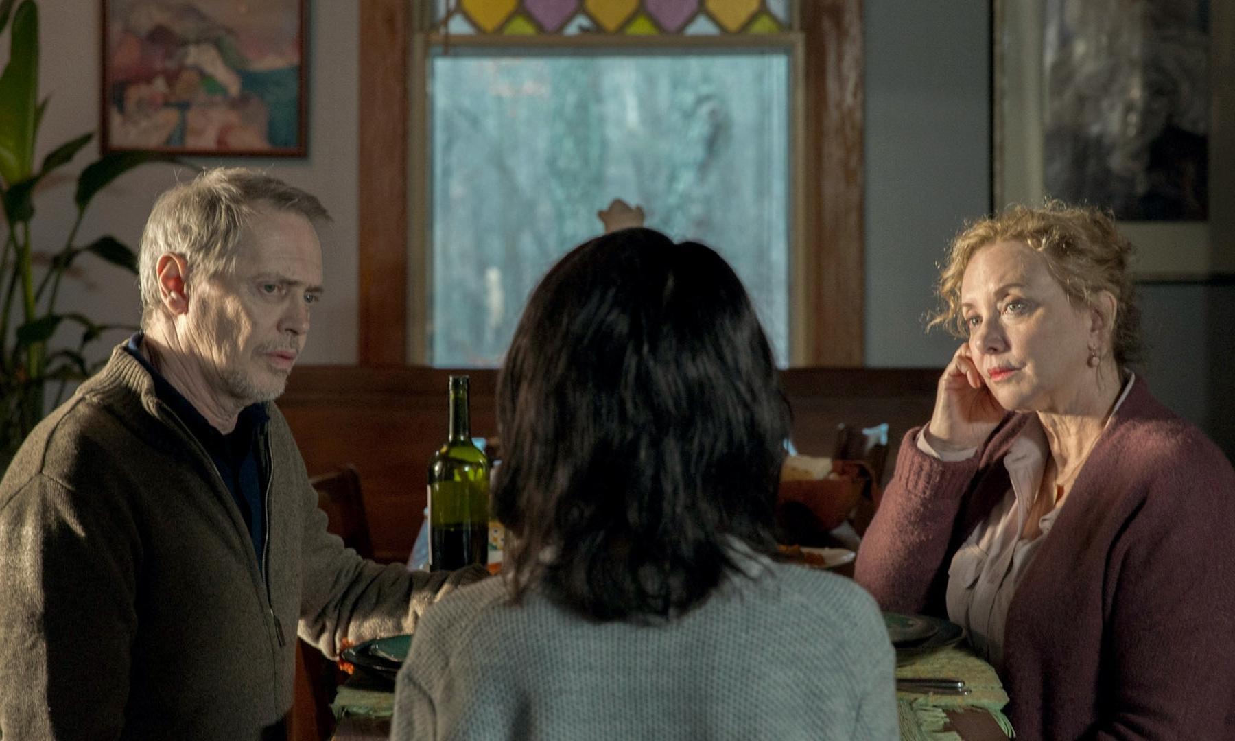 Nancy review – Riseborough shines in engaging psychodrama