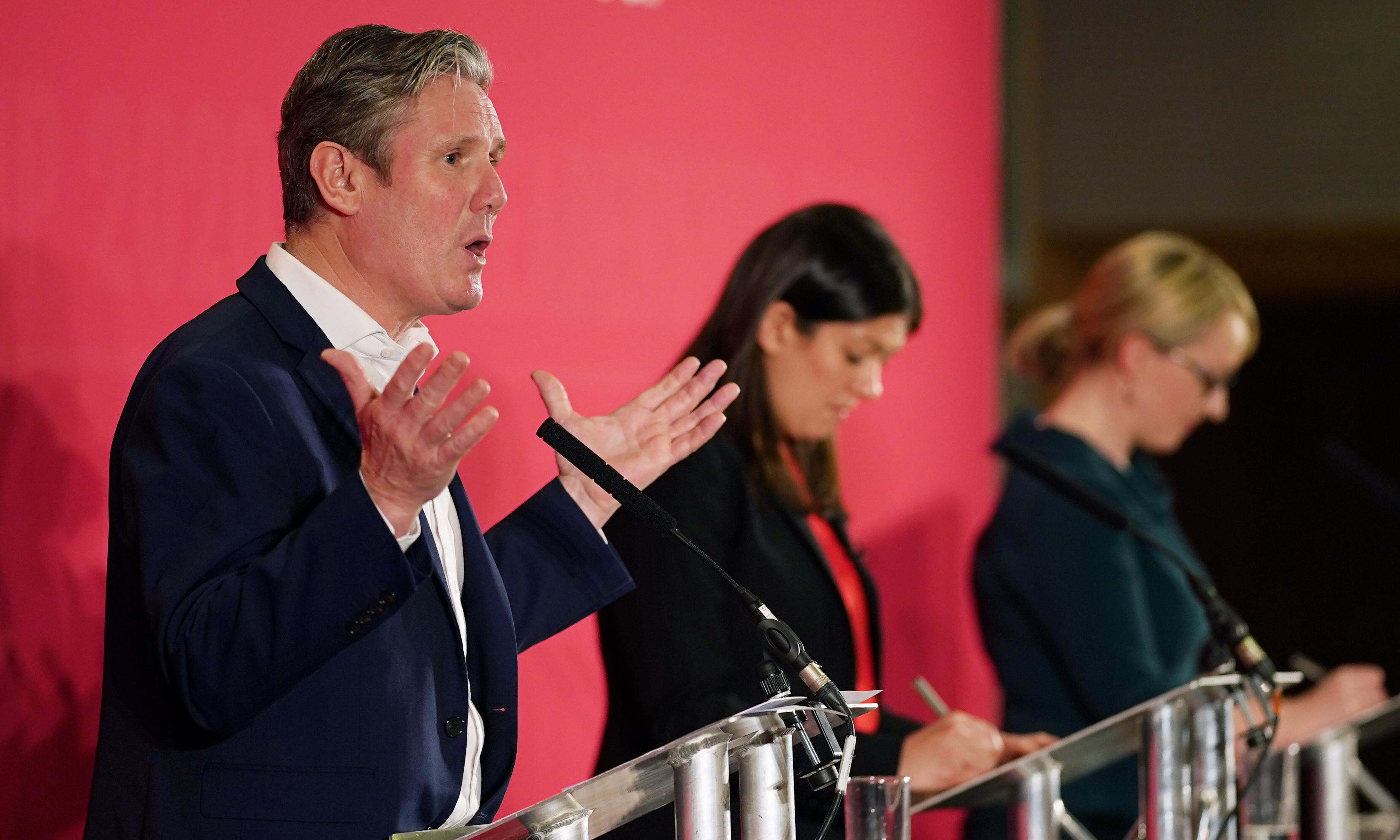 Keir Starmer commits to offering Nandy and Long-Bailey shadow cabinet jobs