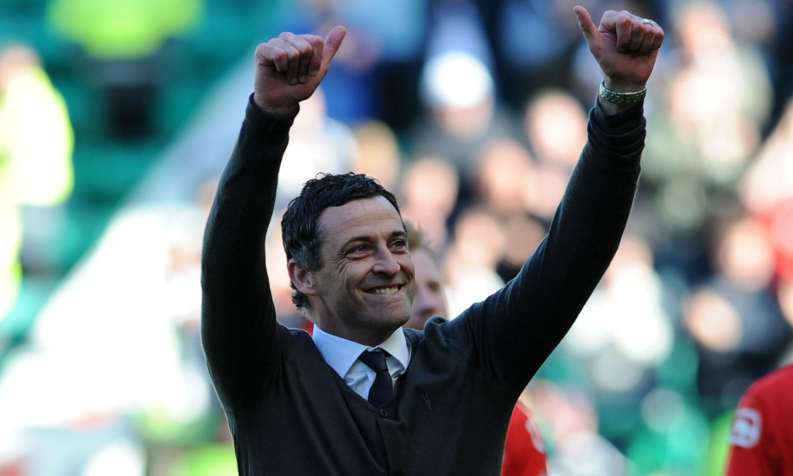 Jack Ross appointed Hibernian manager and aims to unlock team's potential