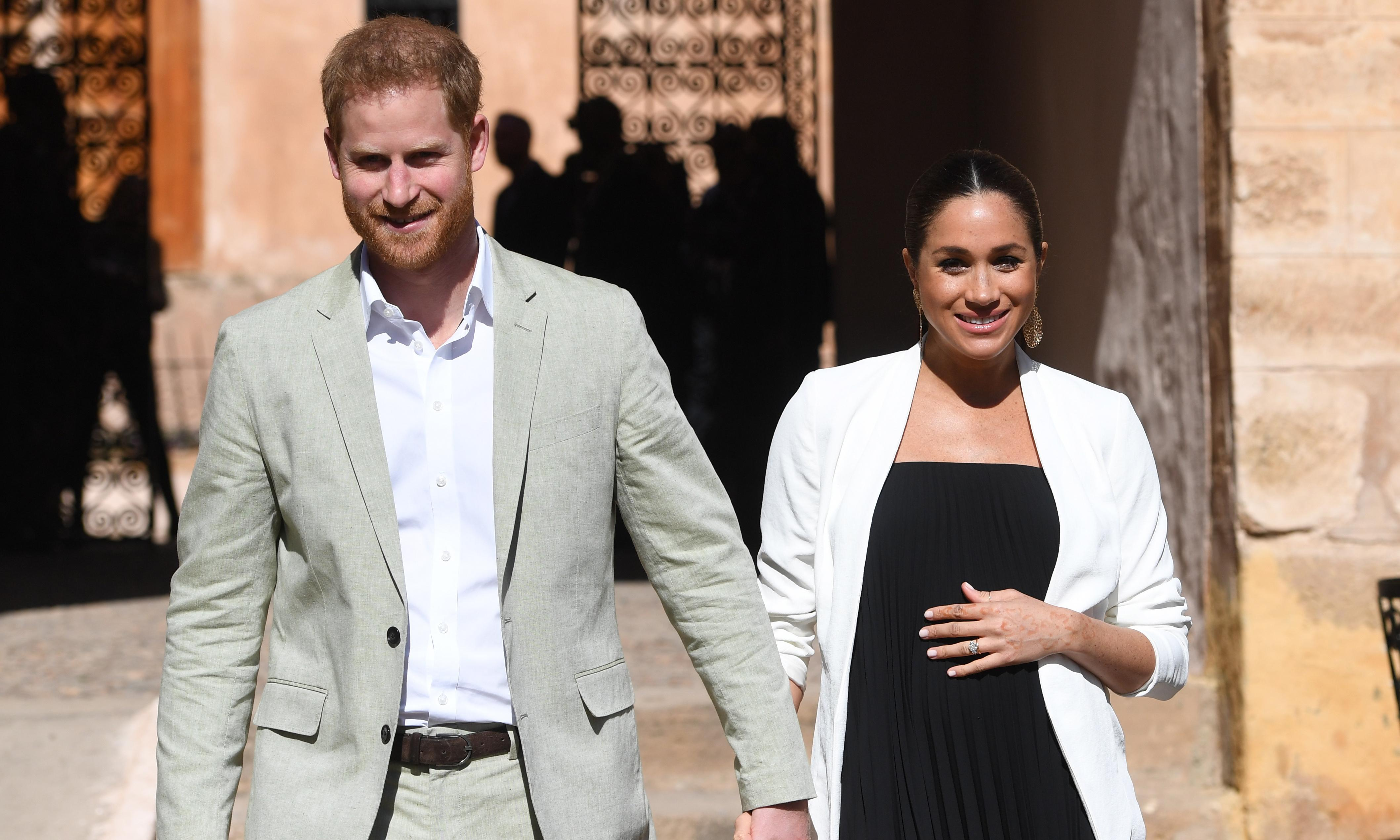Royal baby: Meghan, Duchess of Sussex, gives birth to boy