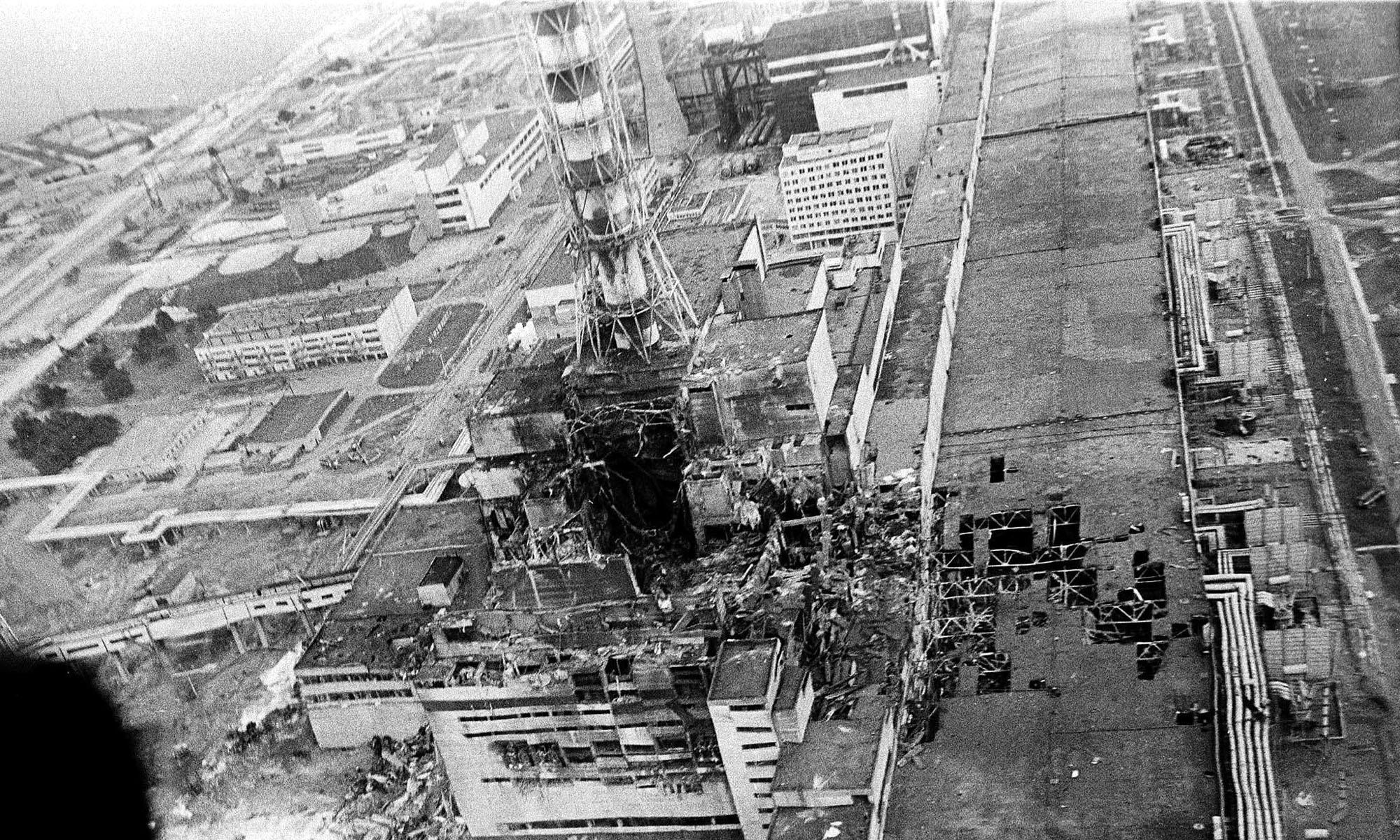 The truth about Chernobyl? I saw it with my own eyes…