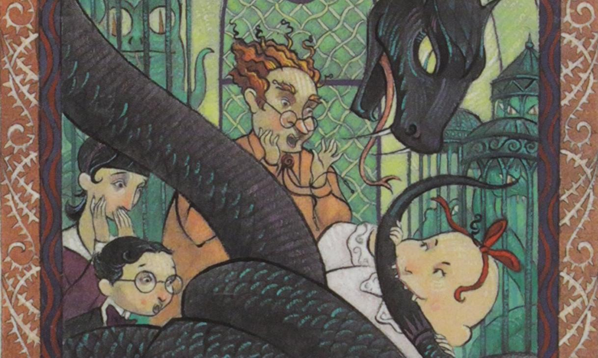 Wicked wonder: Lemony Snicket's A Series of Unfortunate Events at 20
