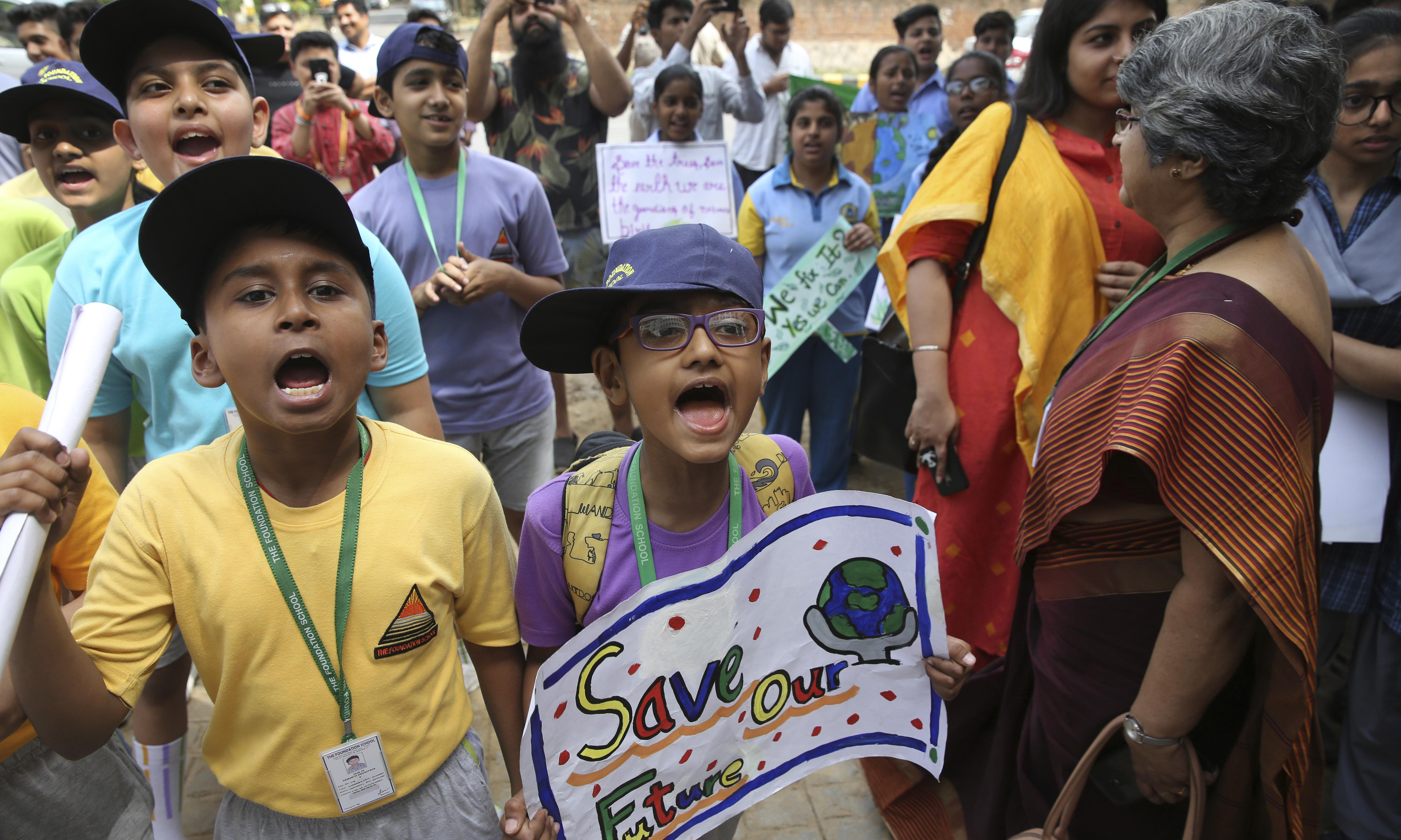 Global youth movements: tell us about your grassroots campaigns