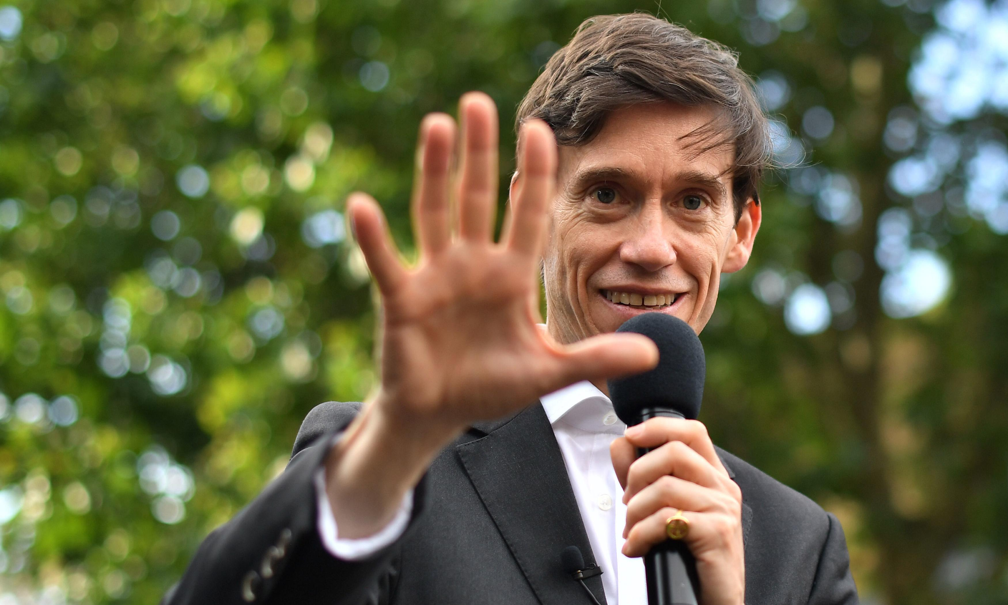 Tory rivals turn on Rory Stewart as campaign gathers momentum