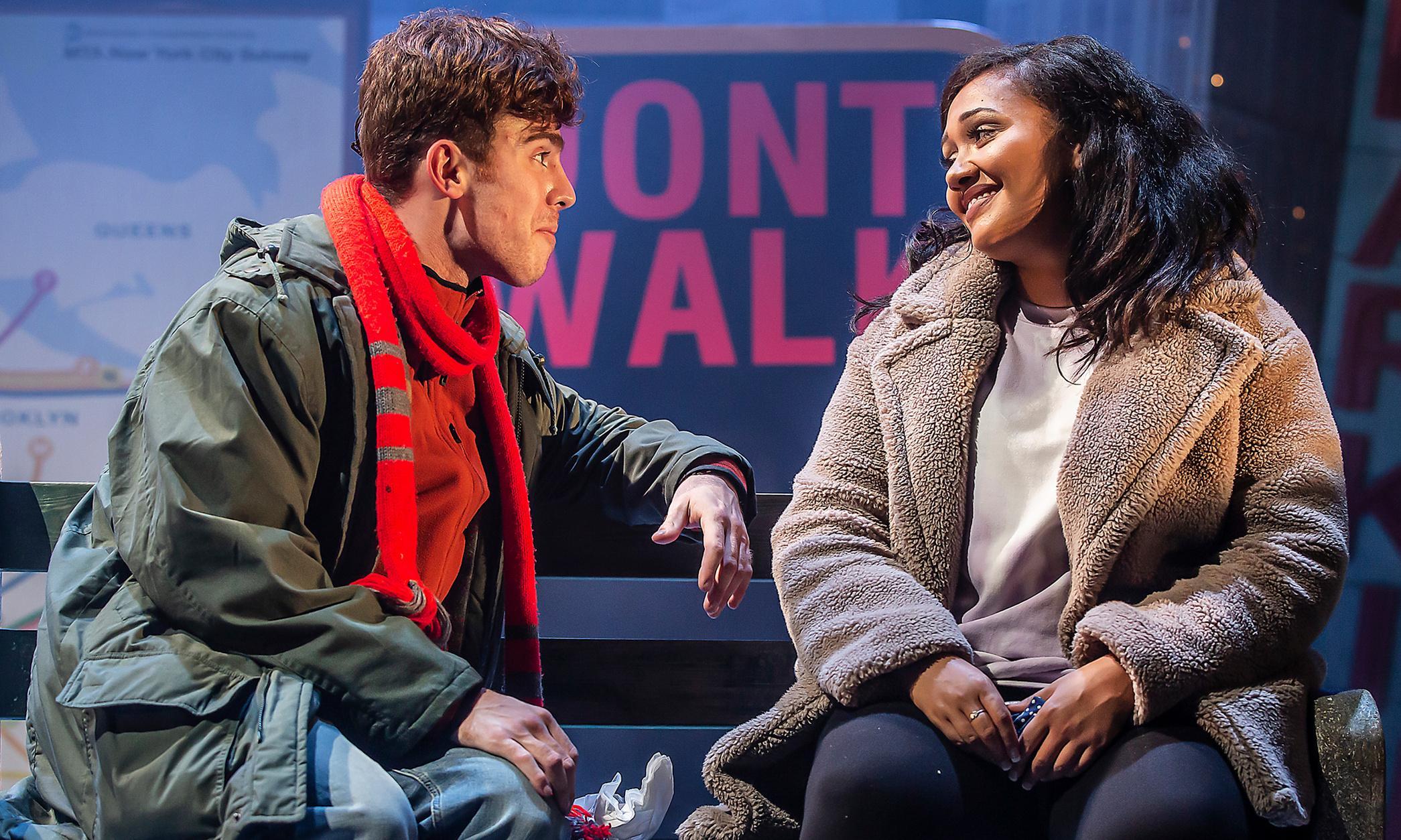 The Season review – musical romcom hits a feelgood festive note