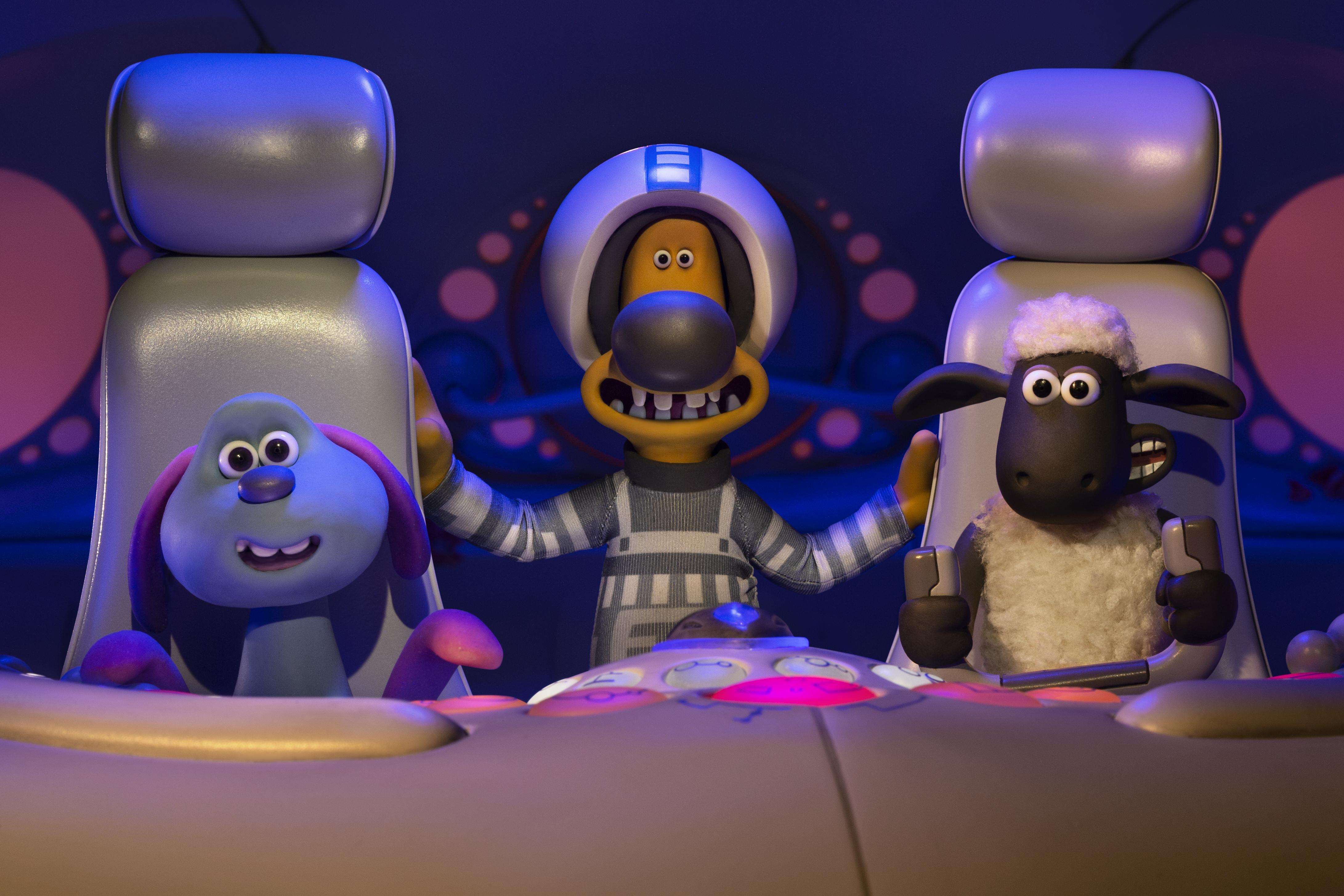 A Shaun the Sheep Movie: Farmageddon review – an out-of-this-world delight