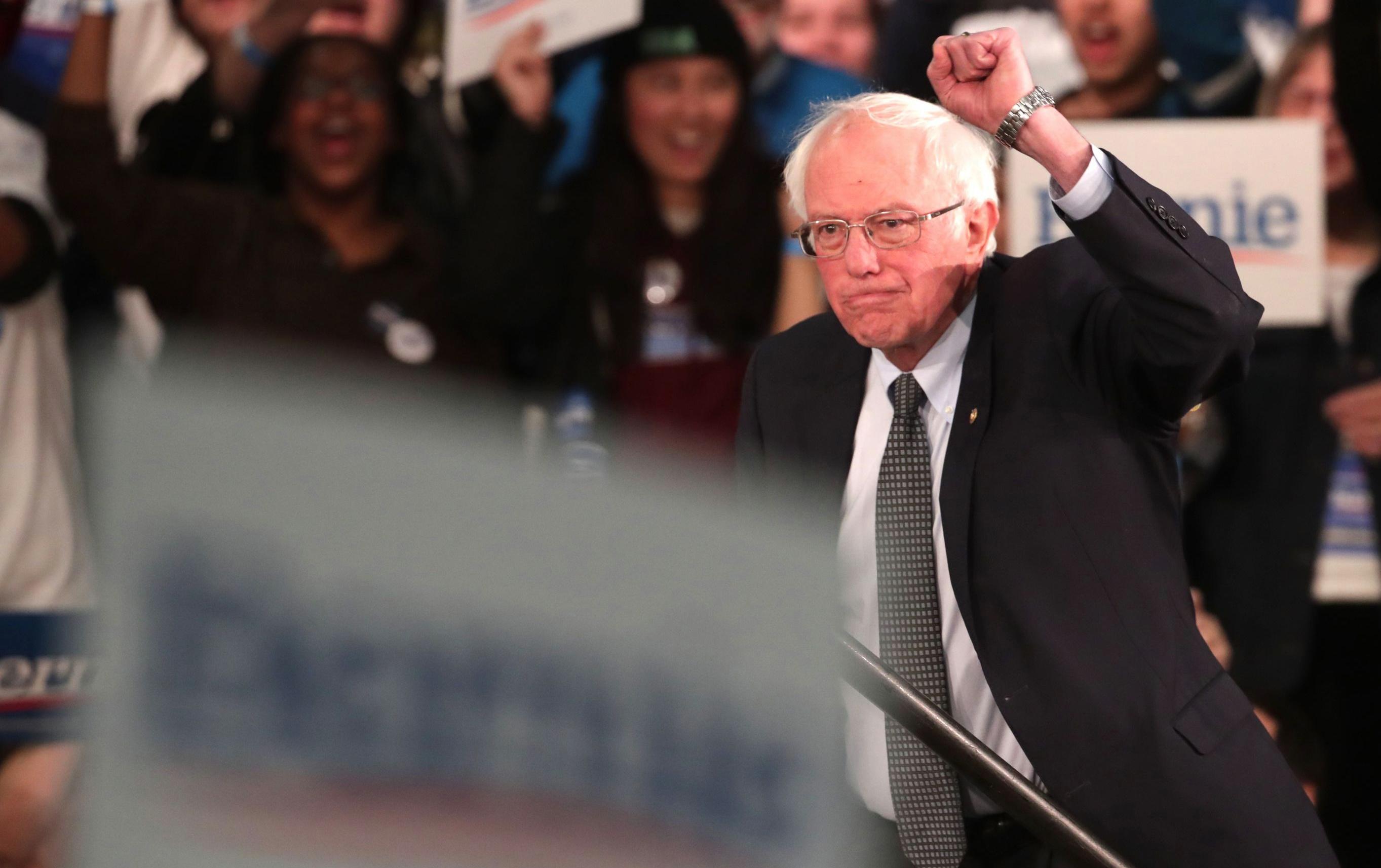 I helped coin the term 'identity politics'. I'm endorsing Bernie Sanders