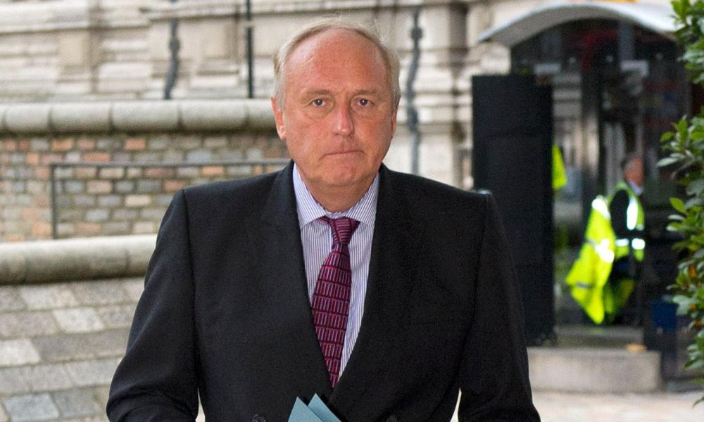 Ministers decided to restart the recruitment process to allow Dacre a second attempt at securing the prize.