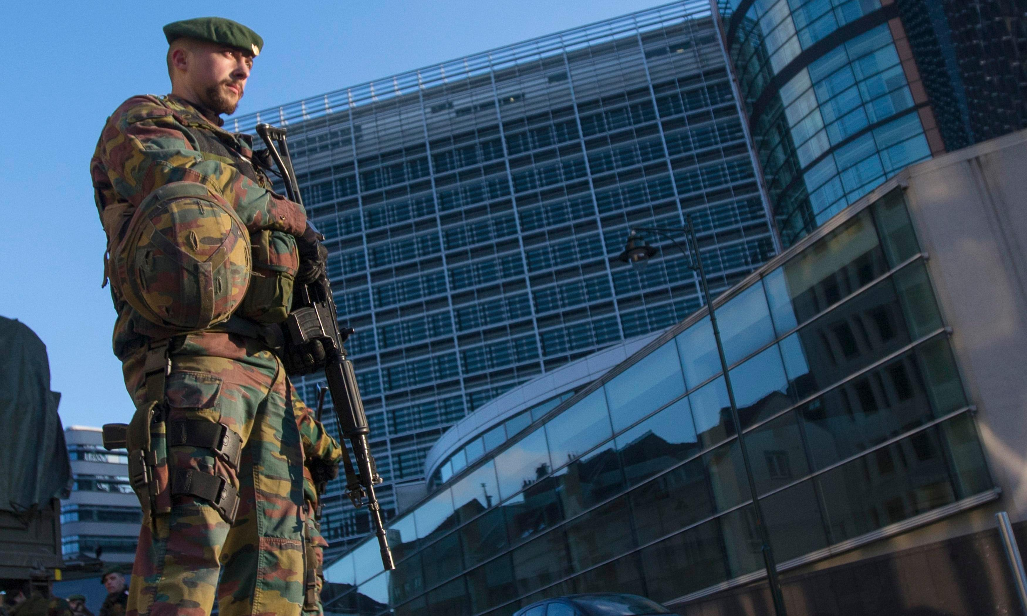 Why does the EU need a €13bn defence fund? It should be waging peace