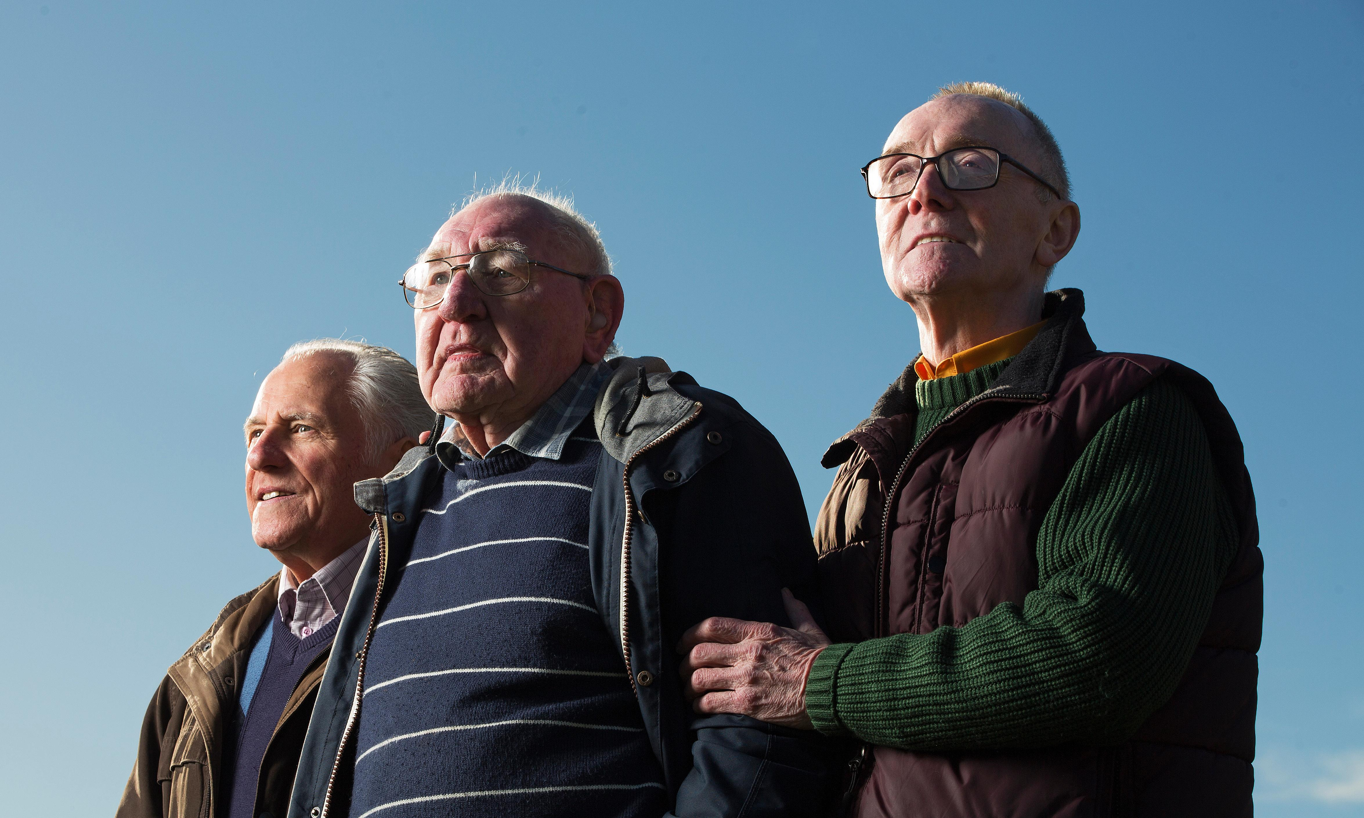 Remember when the unions could take on a dictator? These three do...