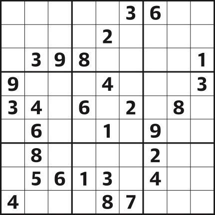 Sudoku 4,508 easy