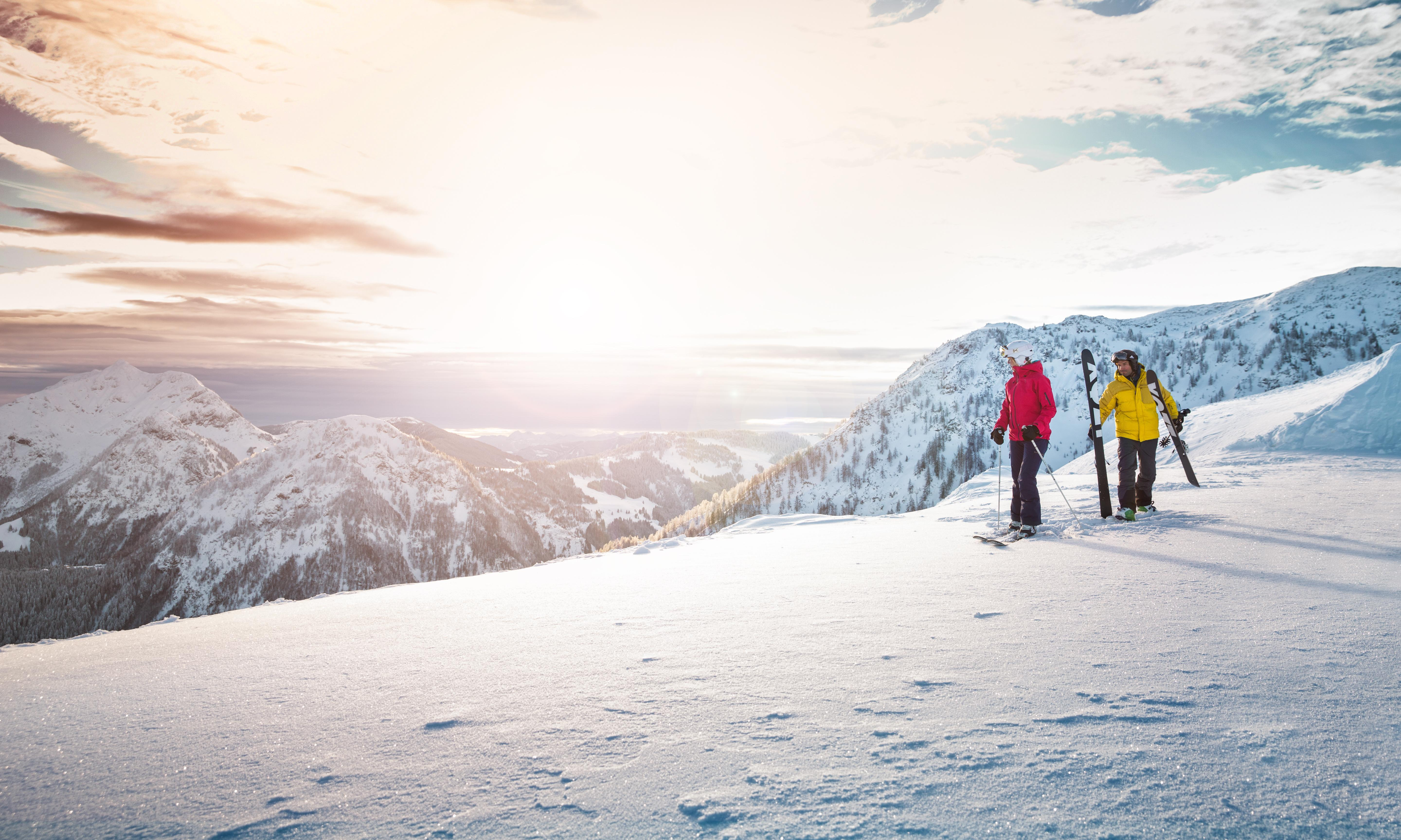 20 affordable skiing holidays with a difference