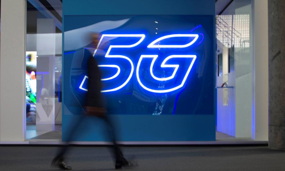 5G promises to be so fast everything will look like a blur, eventually.