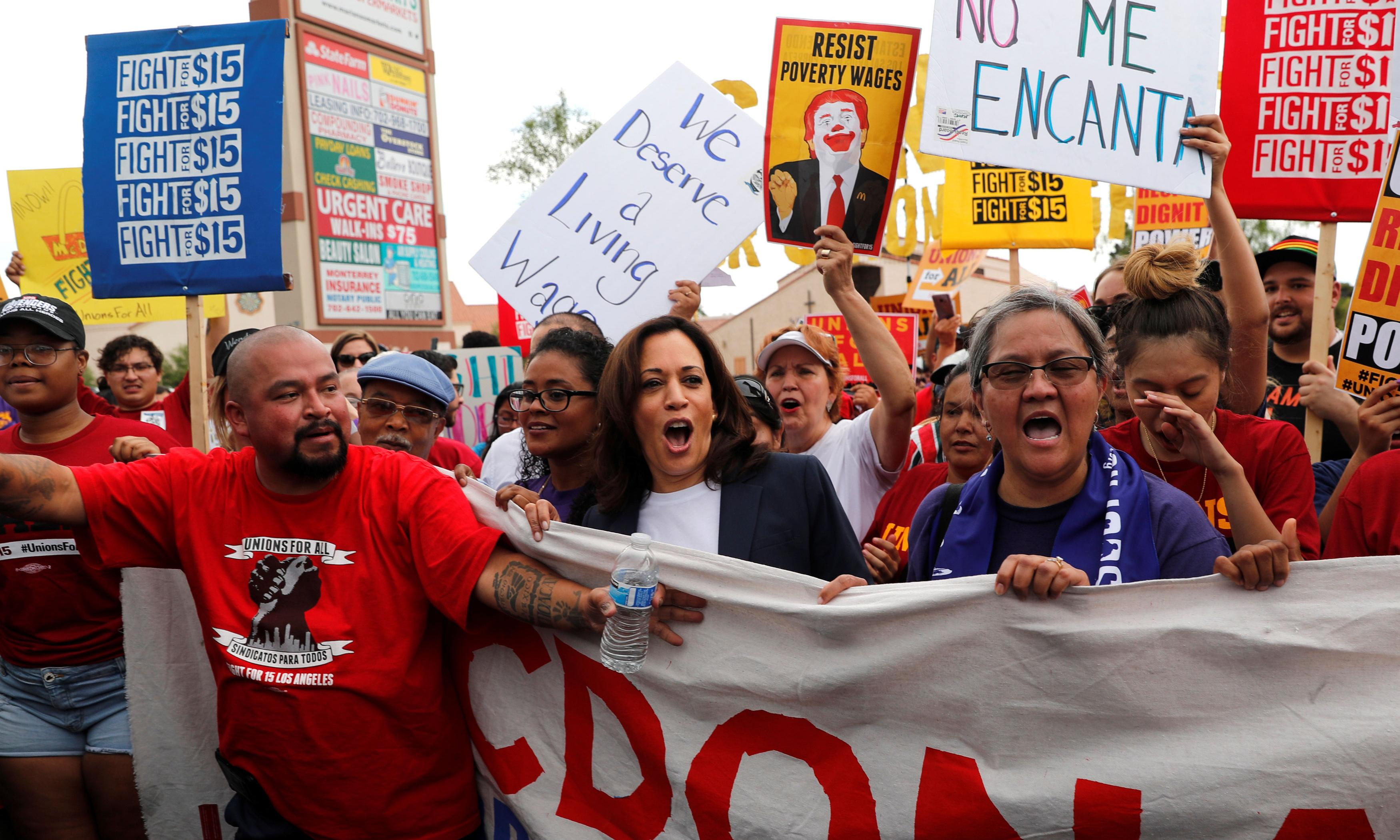 Federal minimum wage sets record with no increase since 2009